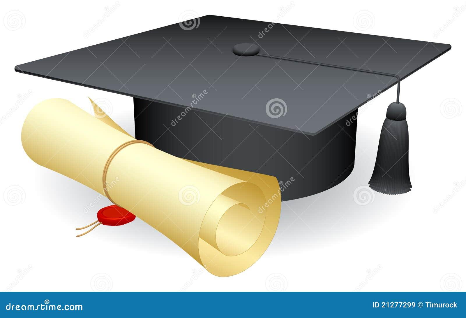 Capuchon de graduation.