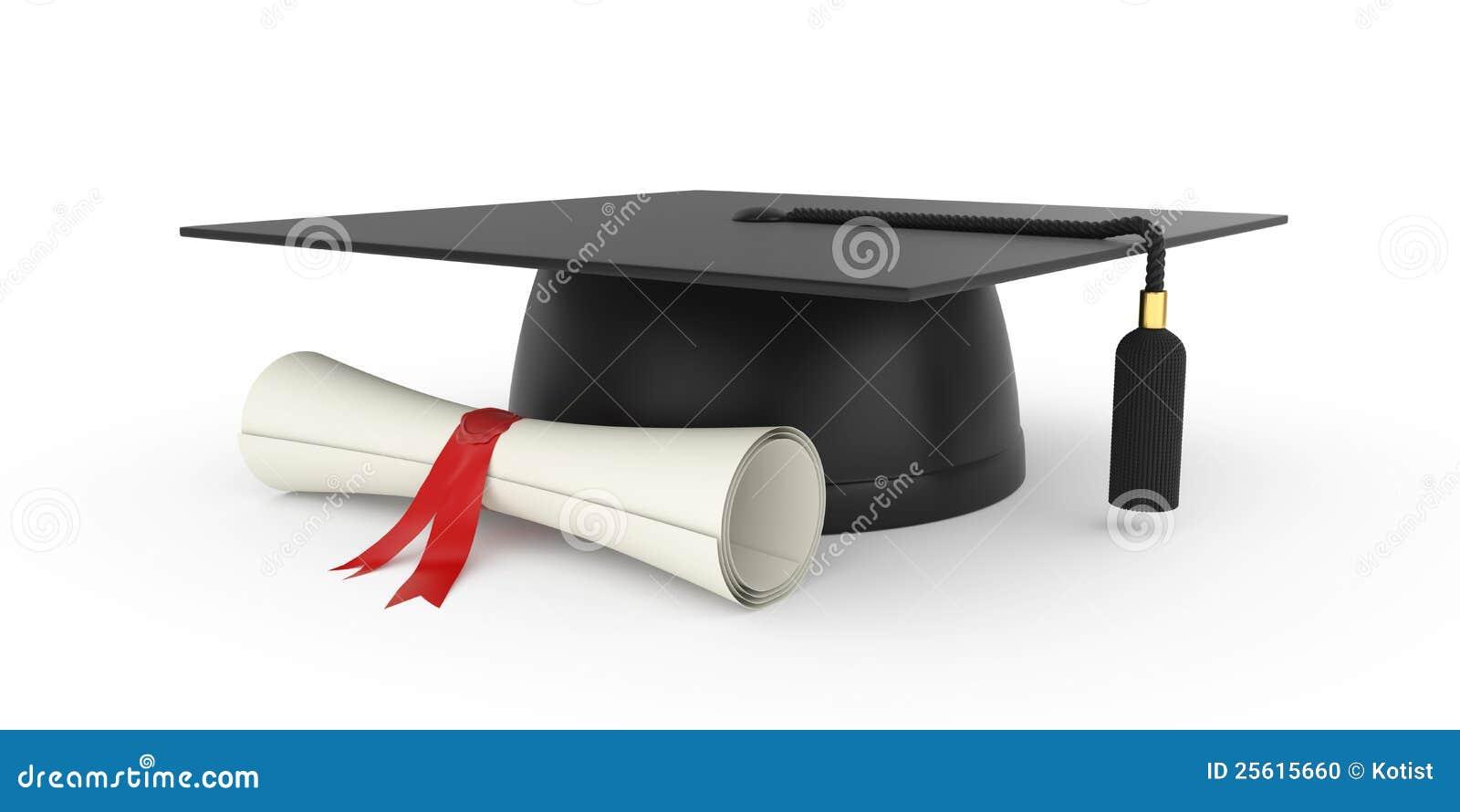 Capuchon de graduation