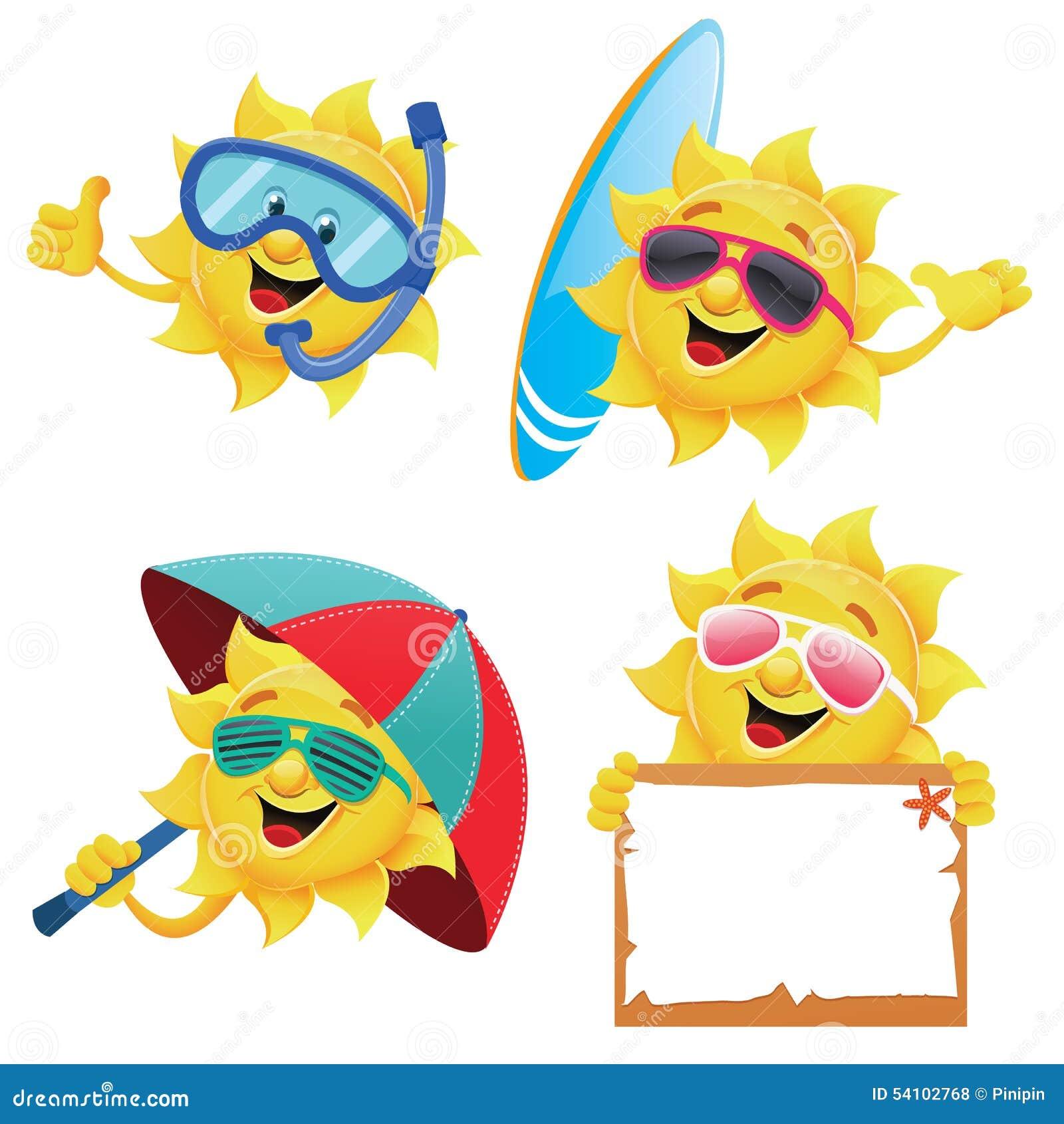 Caráteres de Sun