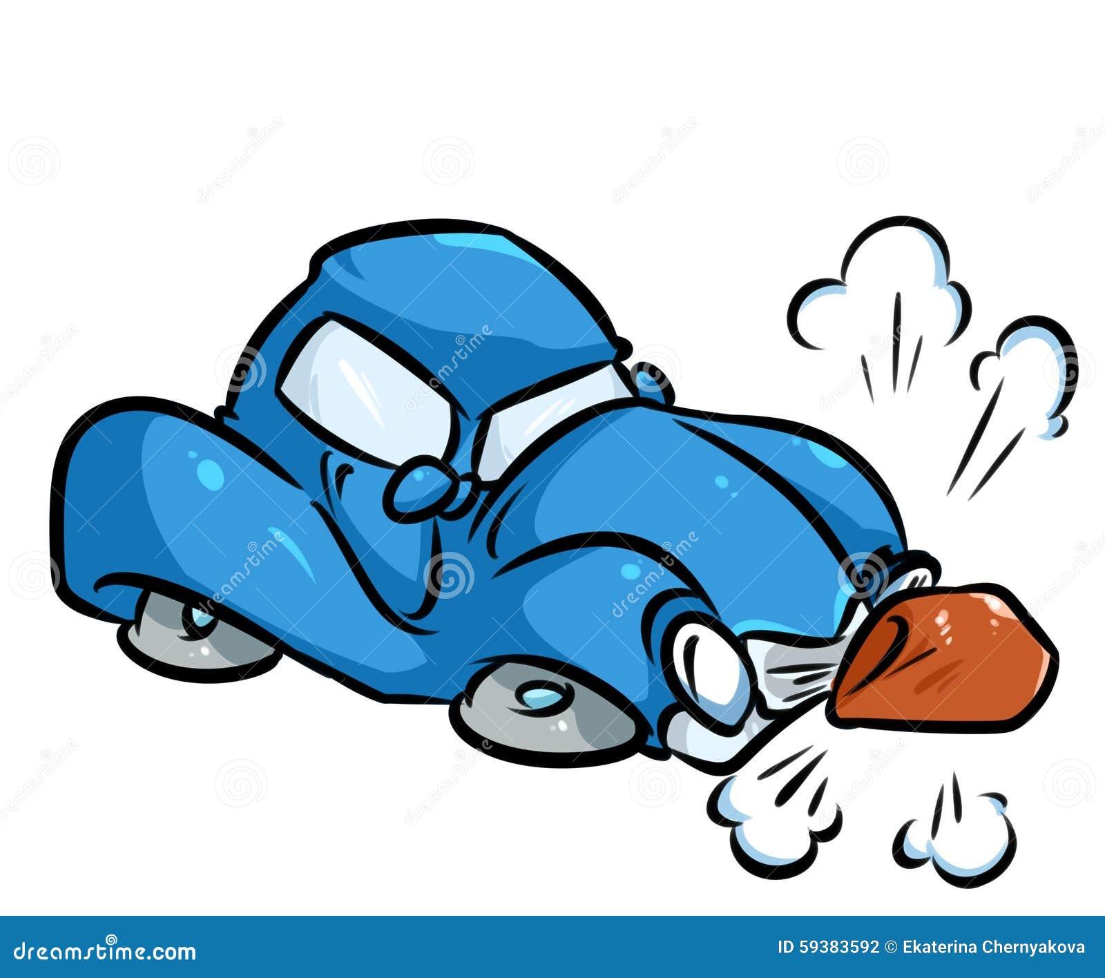 Car Crash Carton