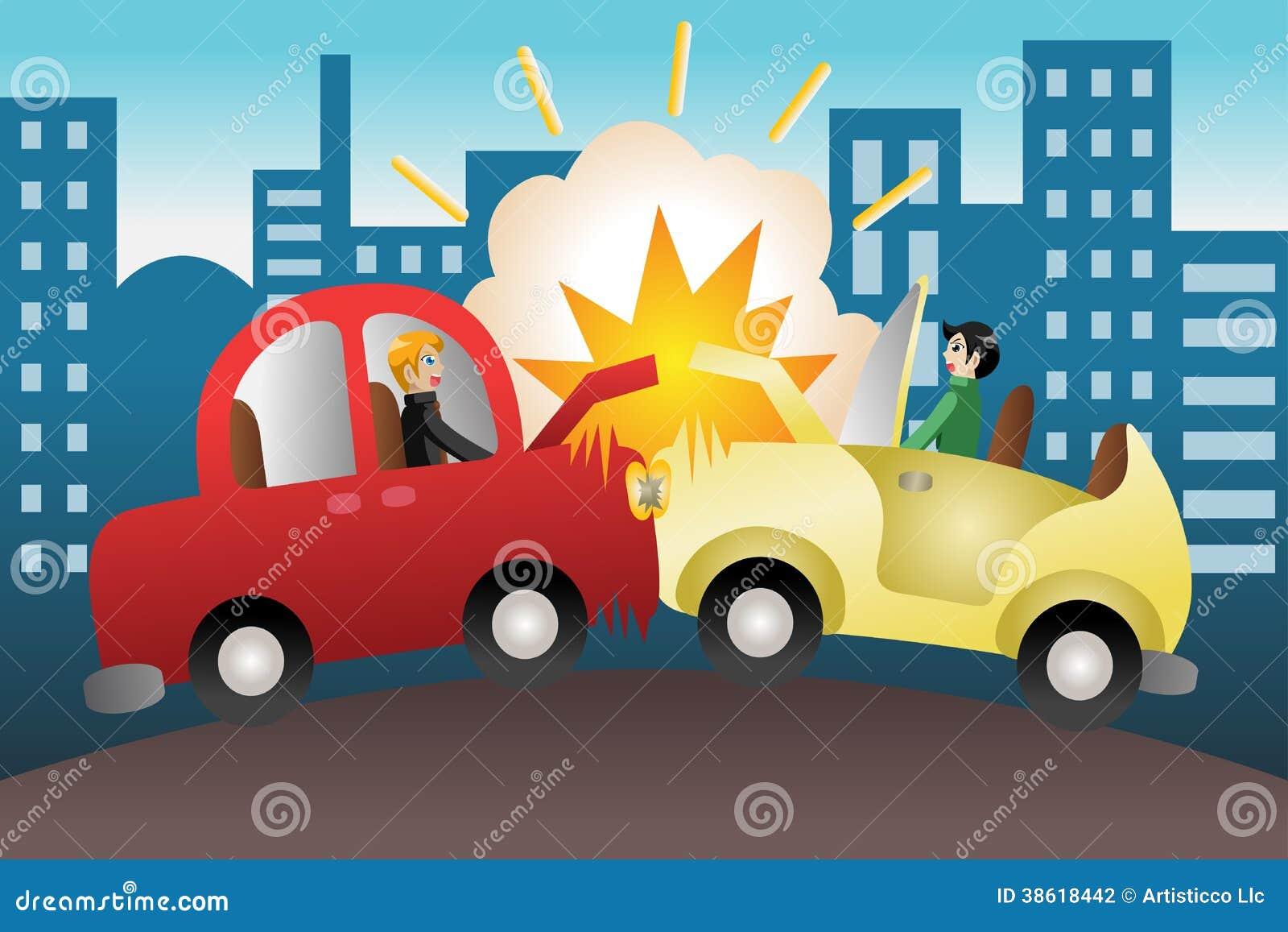 free clipart auto accident - photo #39