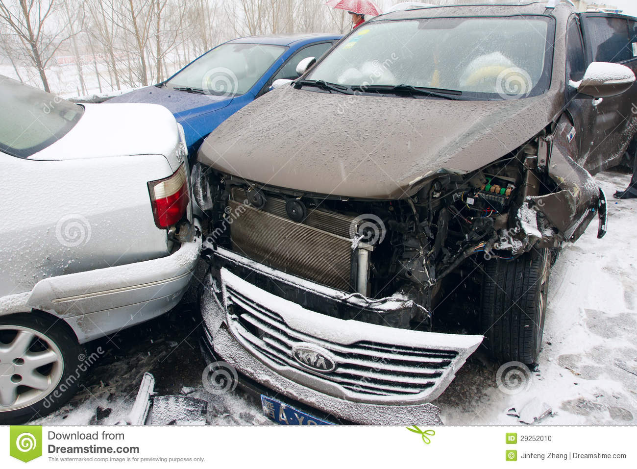 how to get person at fault pay you car accident