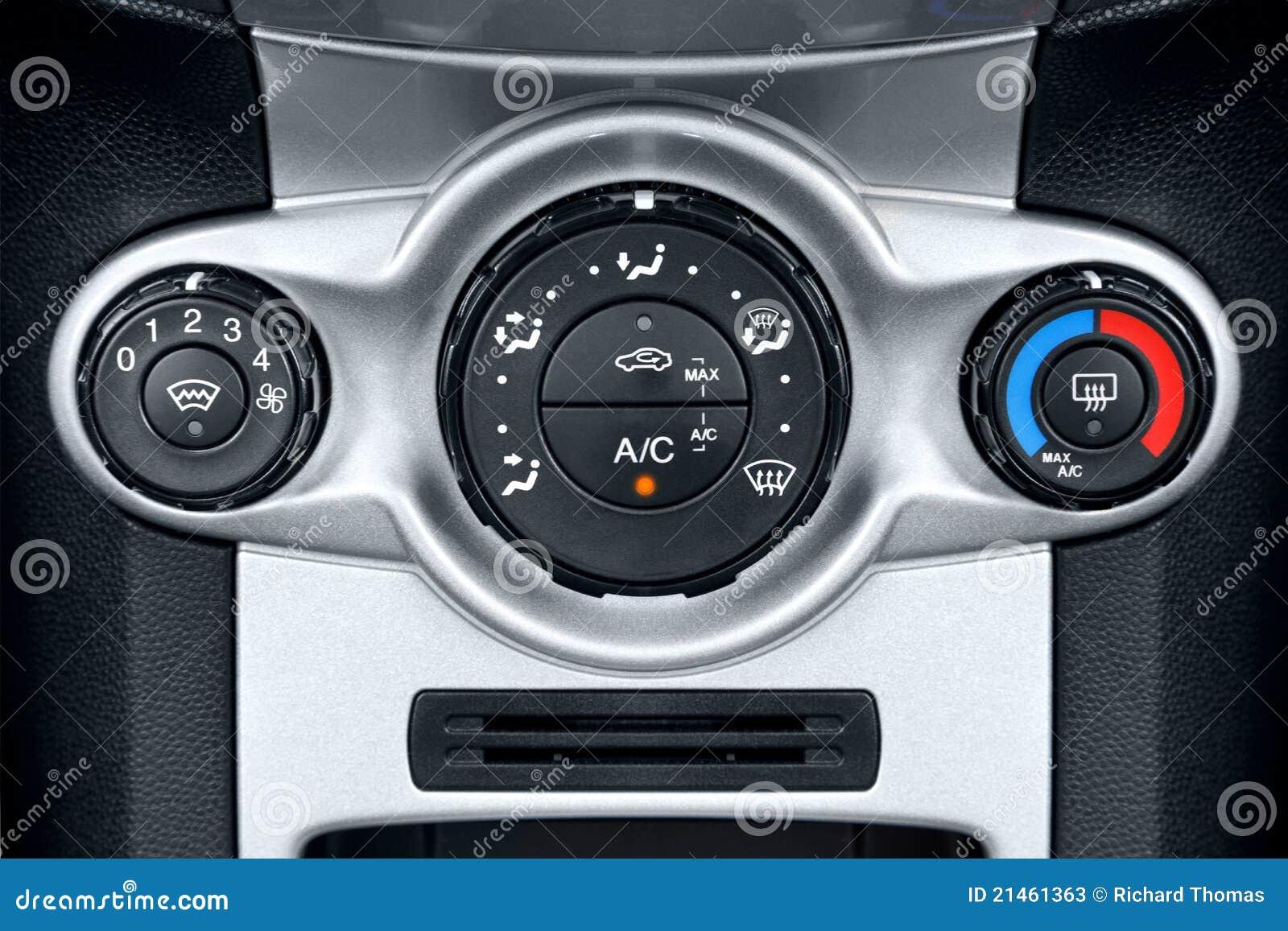Gas Credit Cards >> Car Air Conditioning Controls Stock Photos - Image: 21461363