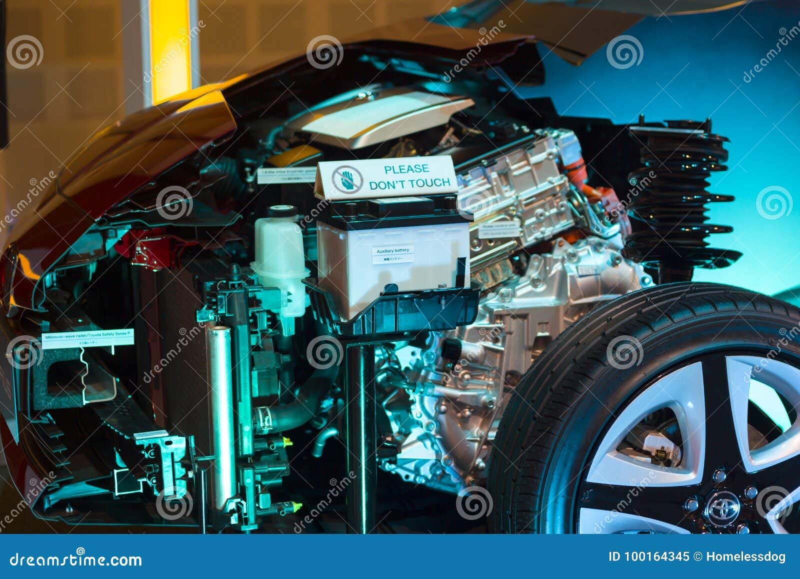 Car Alternator Editorial Image Image Of Automobile 100164345
