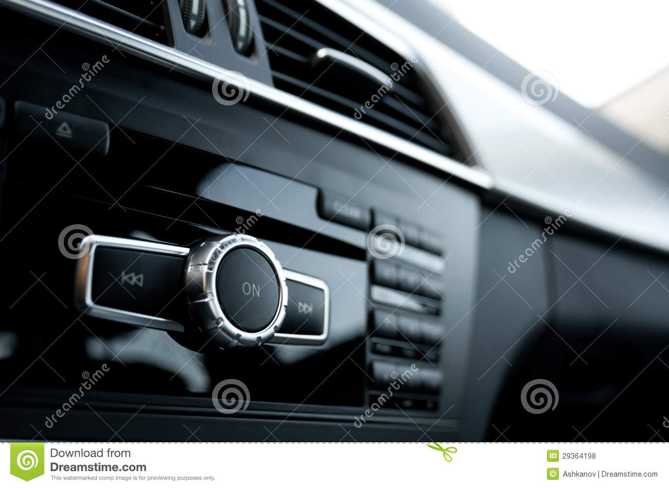 car audio system royalty free stock photos image 29364198. Black Bedroom Furniture Sets. Home Design Ideas