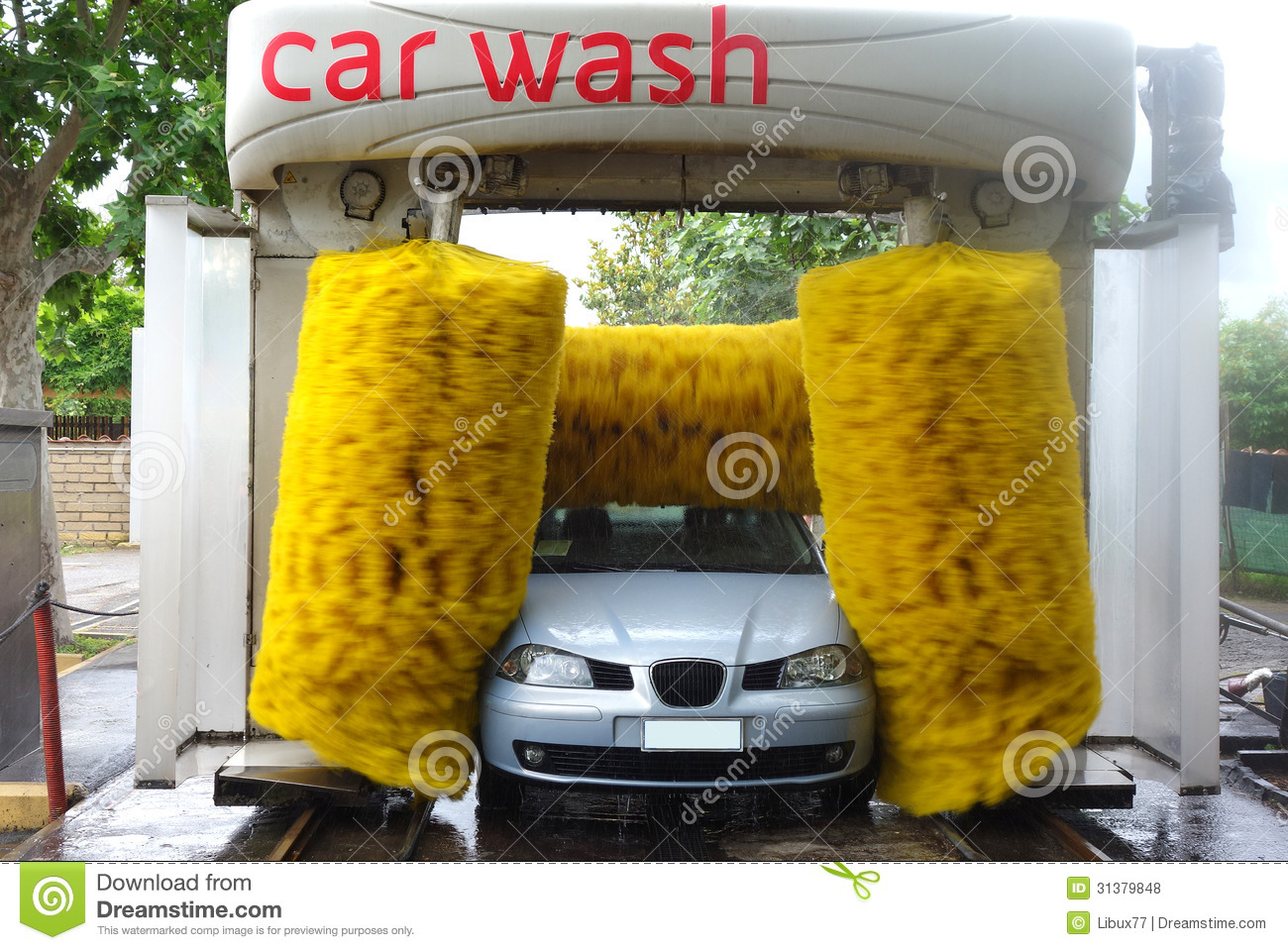Automatic Car Wash Business Plan In India