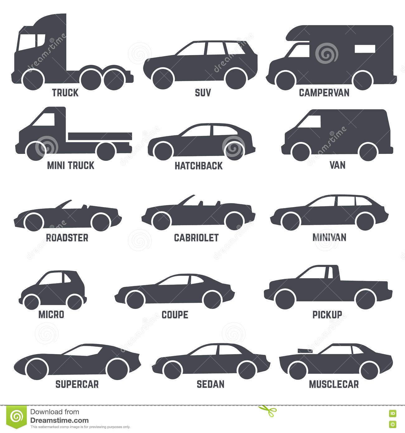 Car Body Type Car Design Today