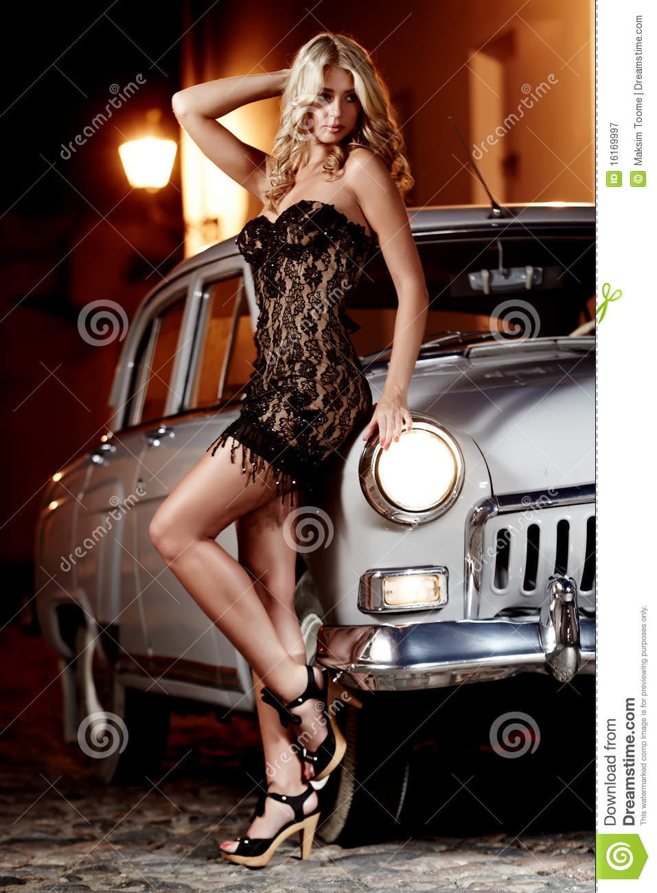 Car babe best picture 81