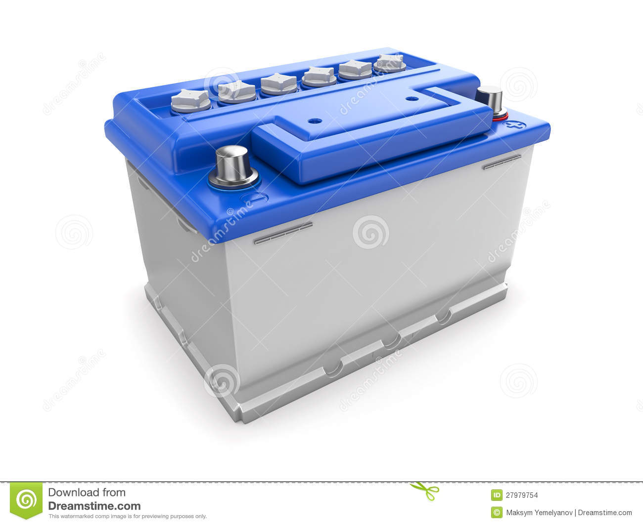 Generic Car Battery