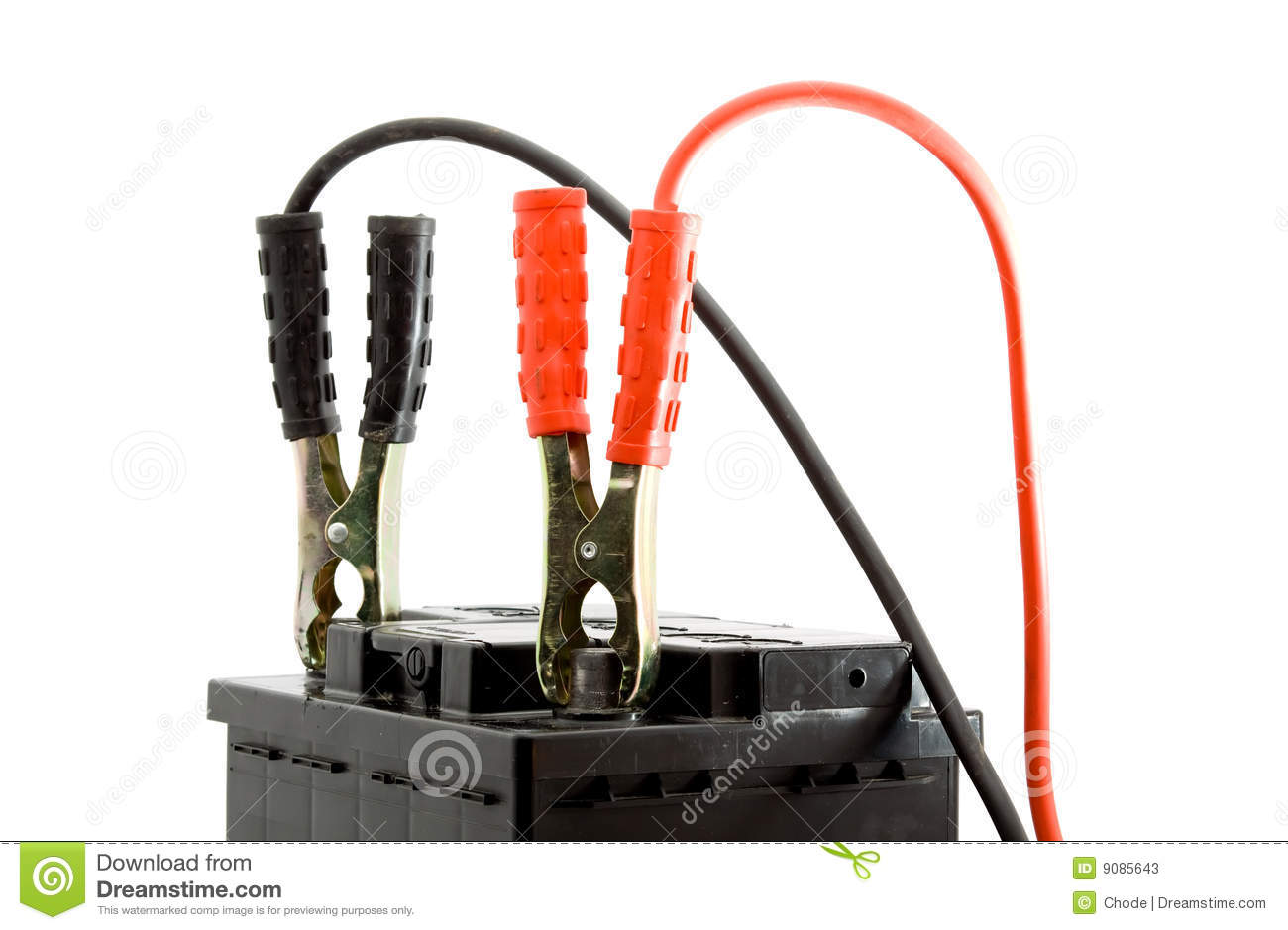 jump start battery car battery jump start stock image image of wire 11108