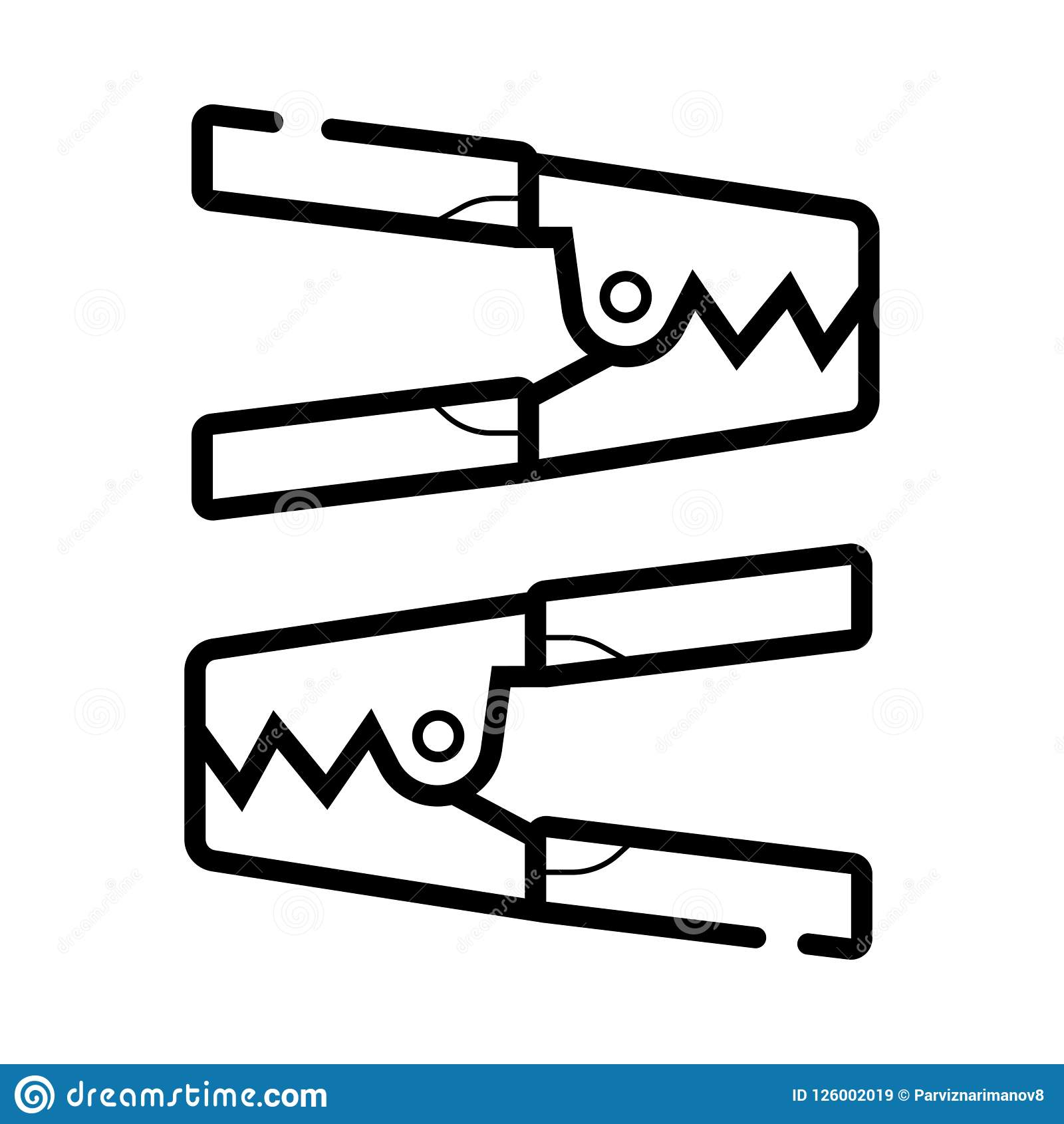 Astounding Car Battery Jumper Cable Stock Illustration Illustration Of Booster Wiring Cloud Hisonuggs Outletorg