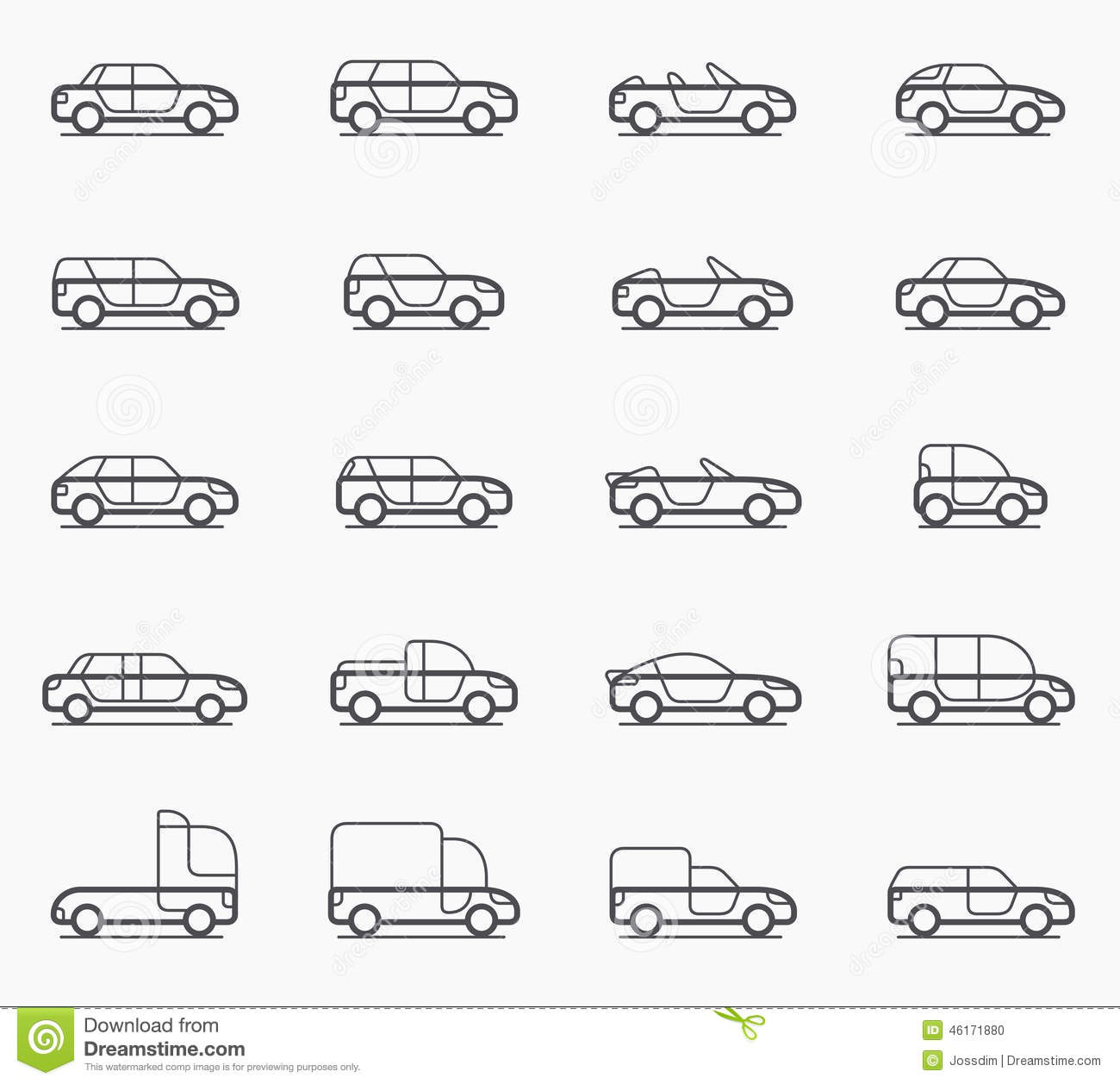 Types Of Classic Cars List