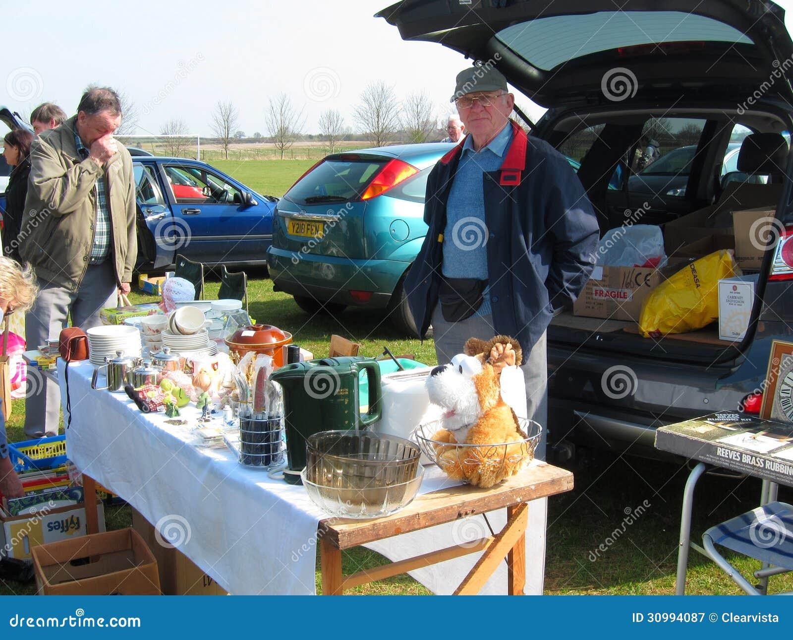 Turvey Car Boot Sale