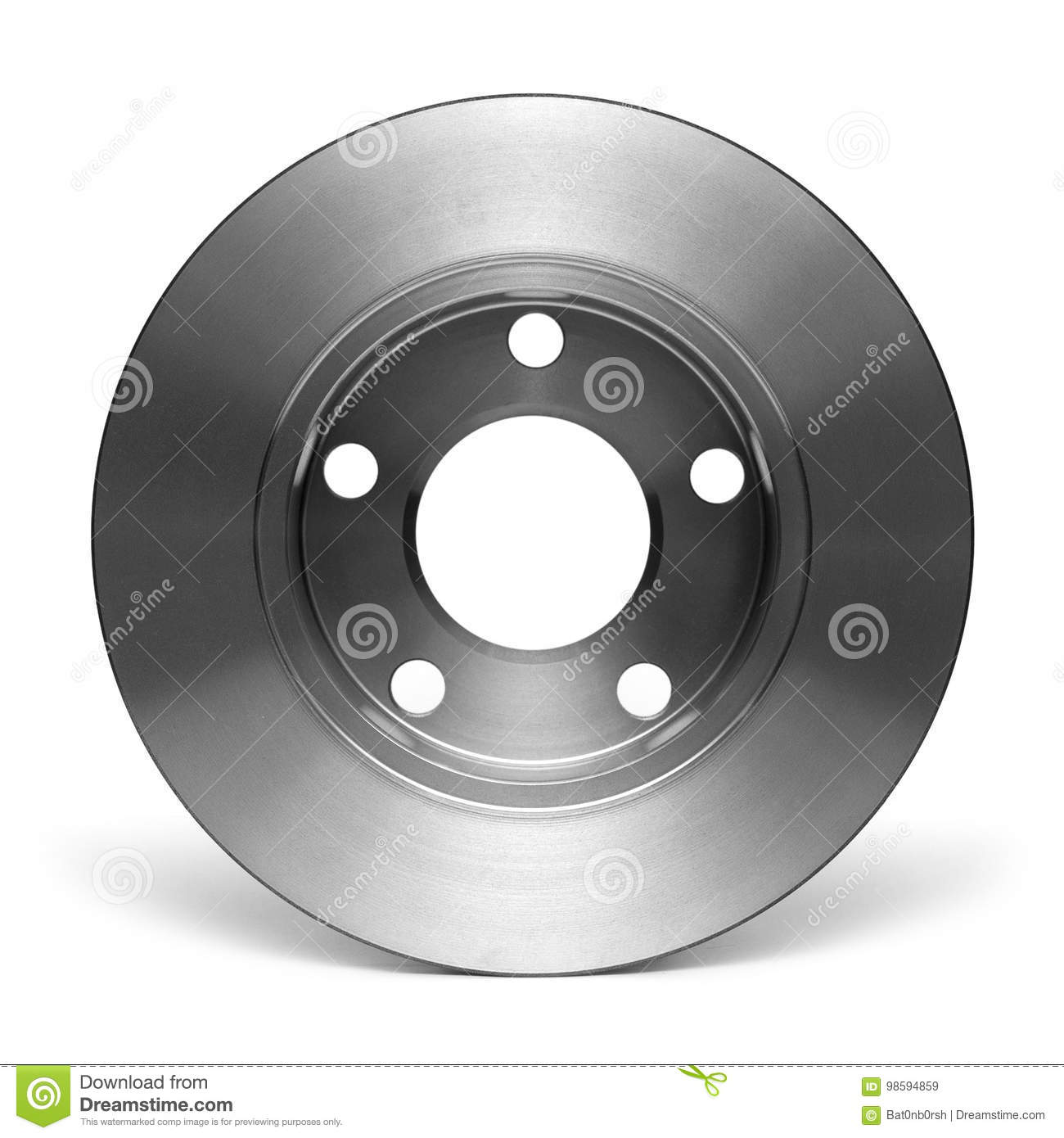 Car Brake Repair Service: Car Brake Disc Service Icon Stock Images