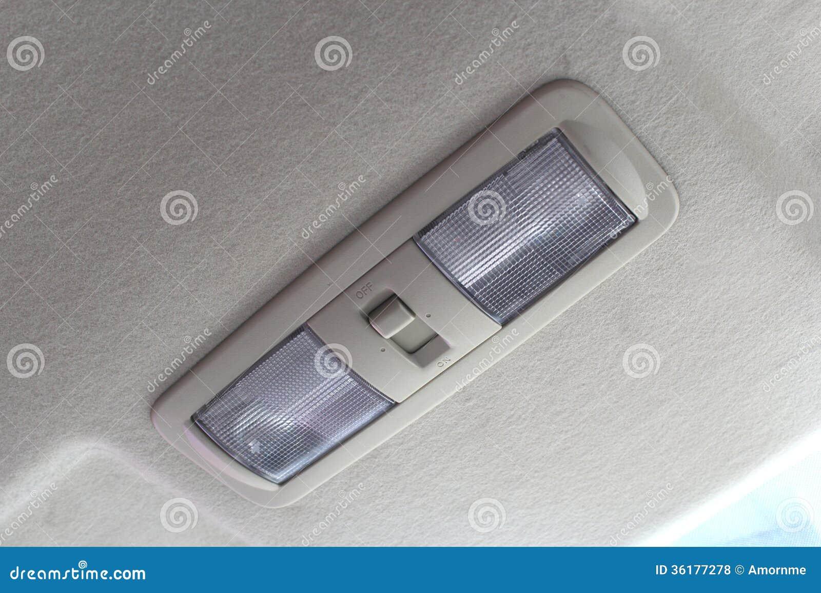 Car Ceiling Light: Car ceiling lamp.,Lighting