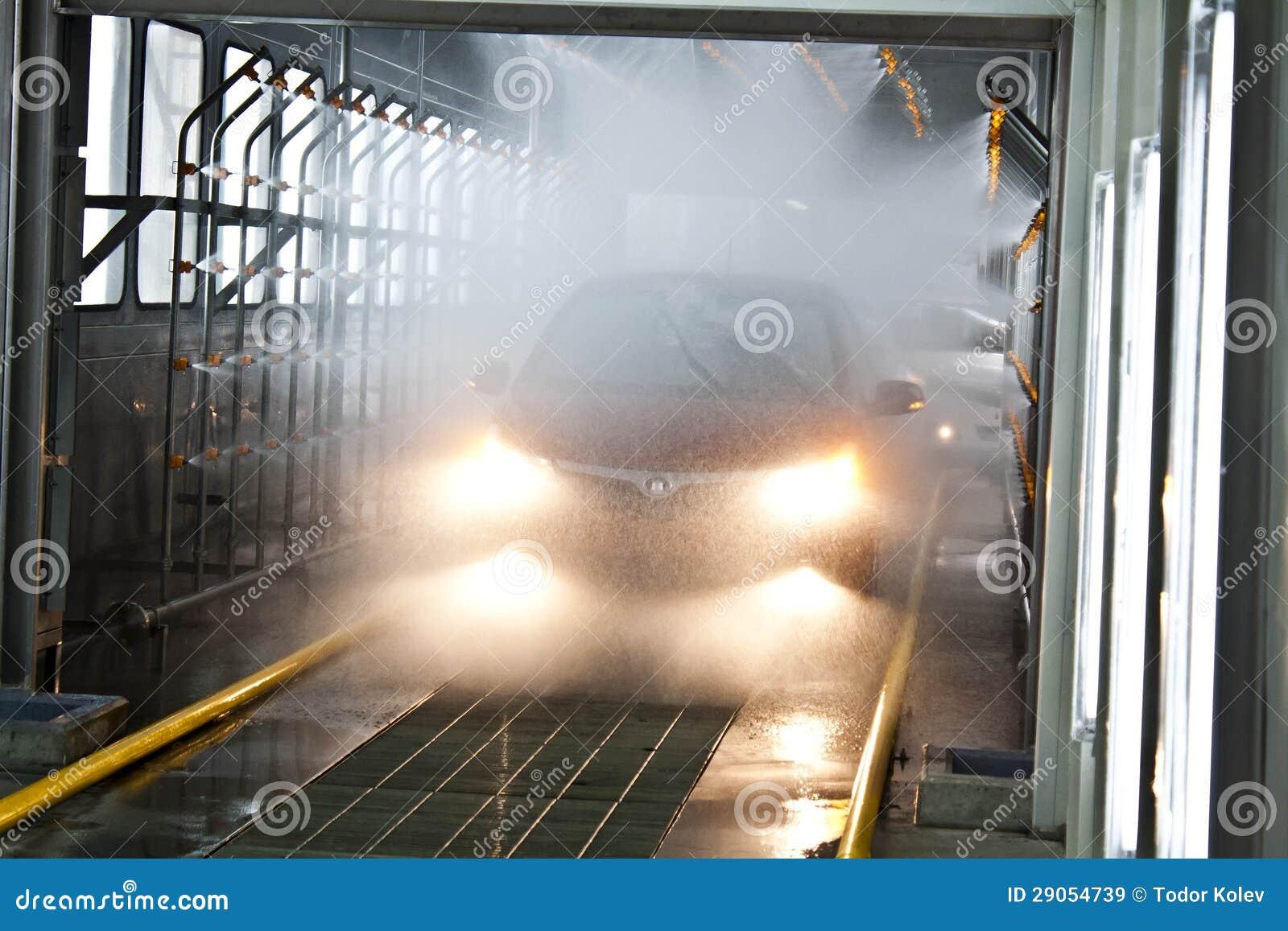 Car checking procedure