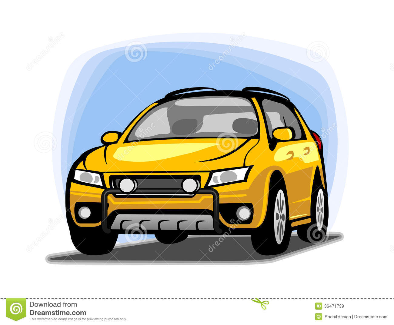 Car clipart stock illustration illustration of company 36471739 - Clipart voiture ...