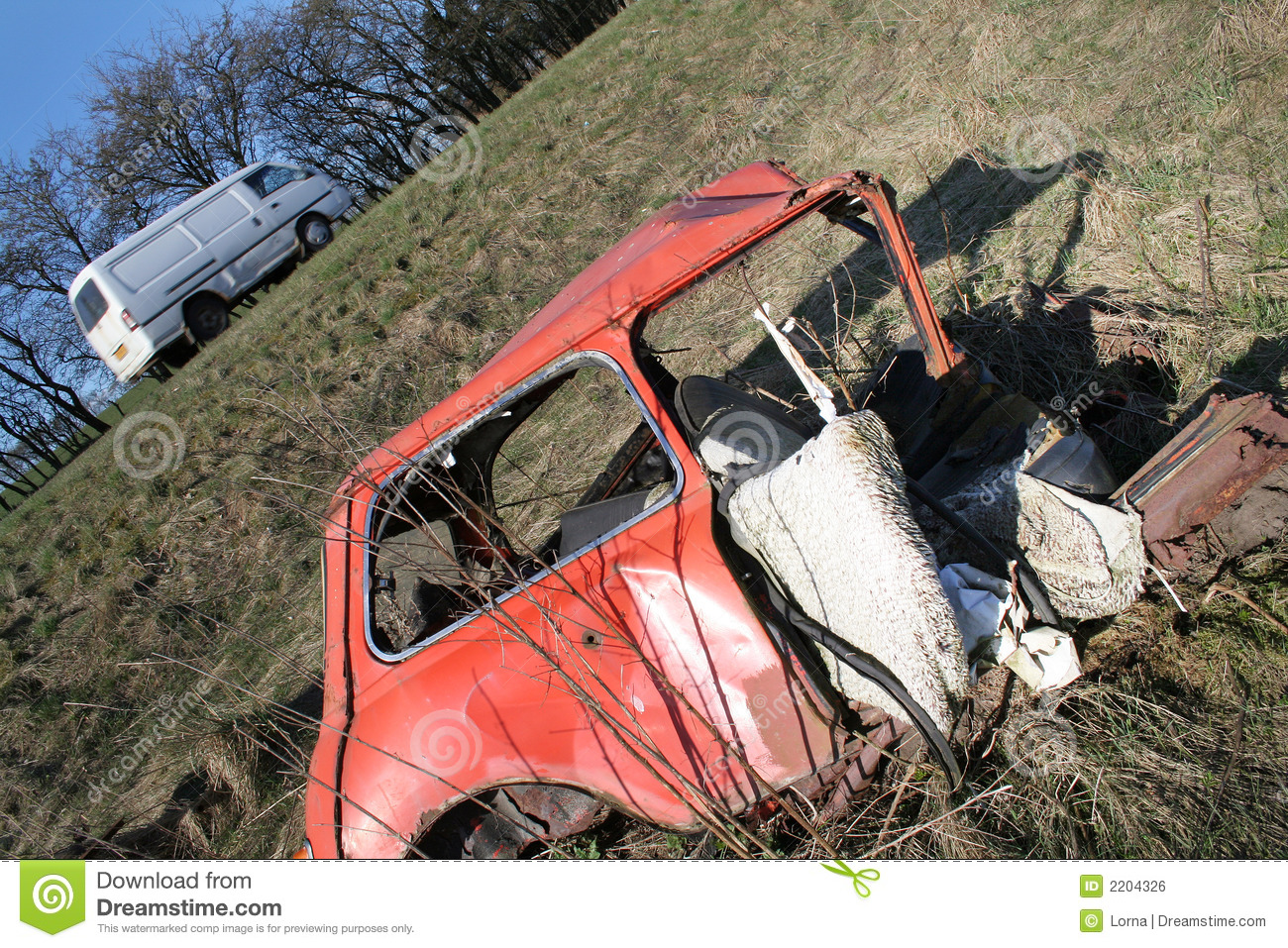 Royalty free car crash pictures