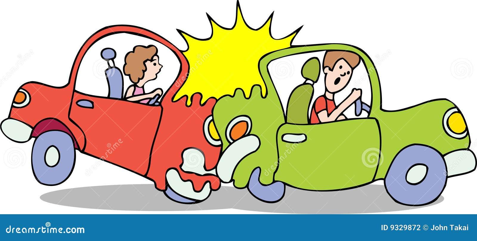 Car Crash - Home Clipart - Full Size Clipart (#2761663) - PinClipart
