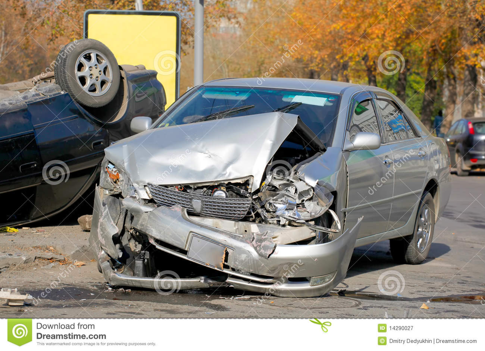 Car Wreck Repair