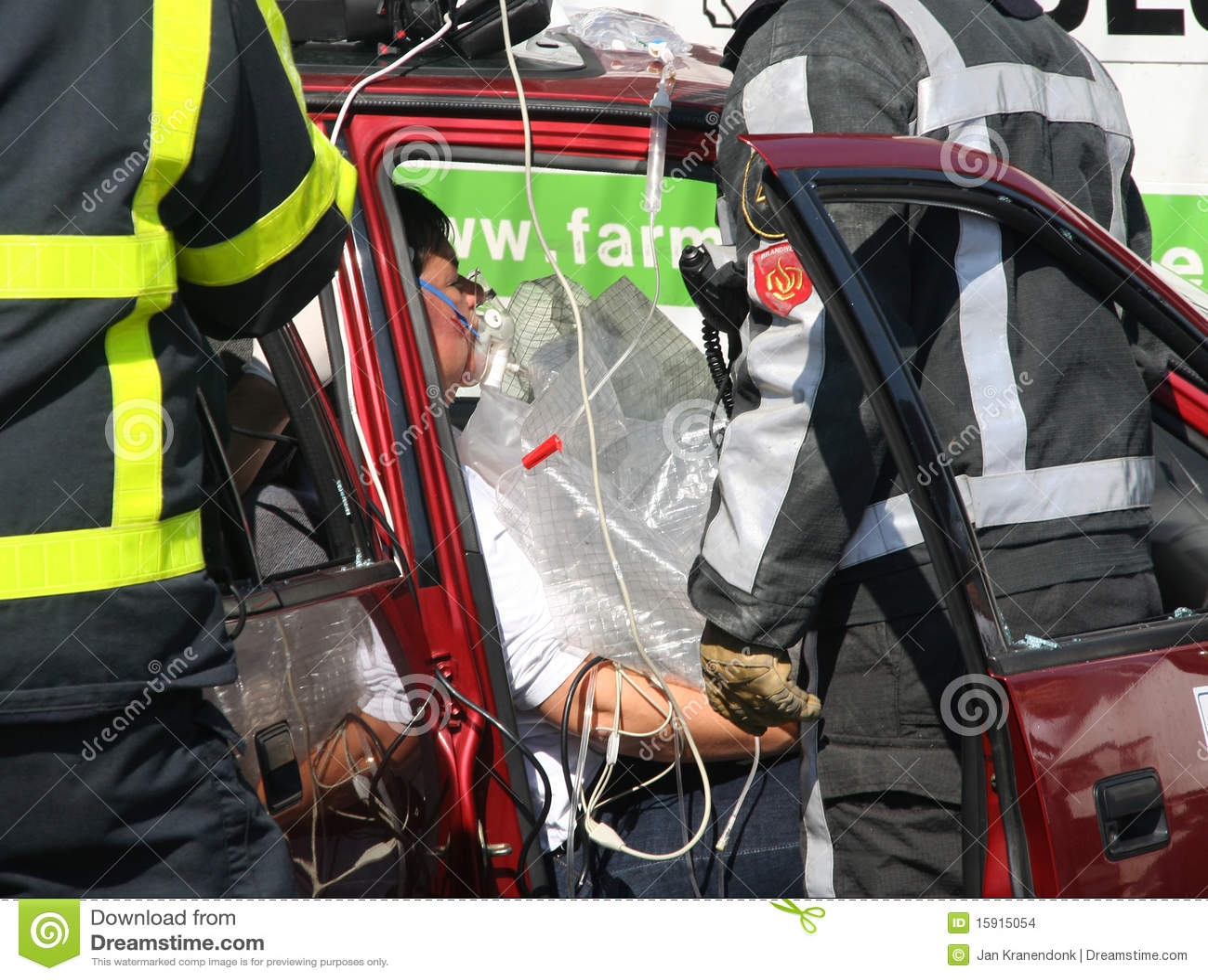 Hizkias Car Crash