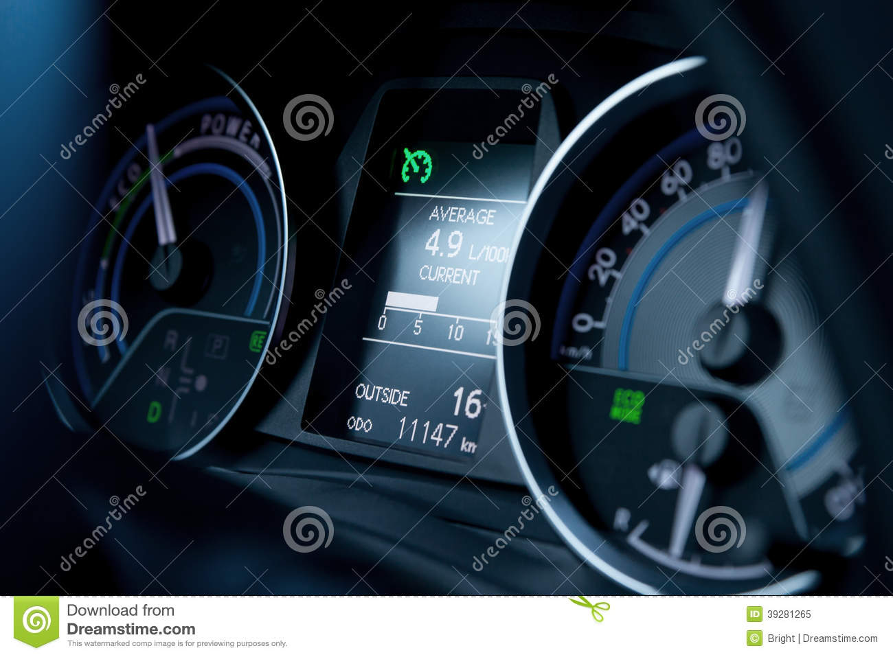car dashboard stock photo image 39281265 hvac drawing images