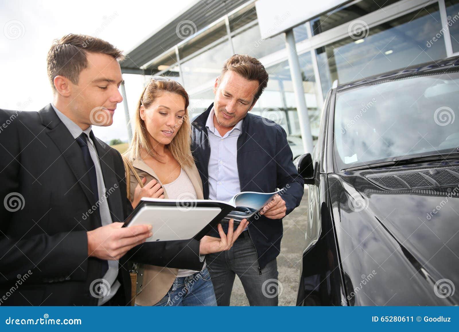 Car Dealer Showing Vehicles On Sale Stock Image - Image of showroom ...
