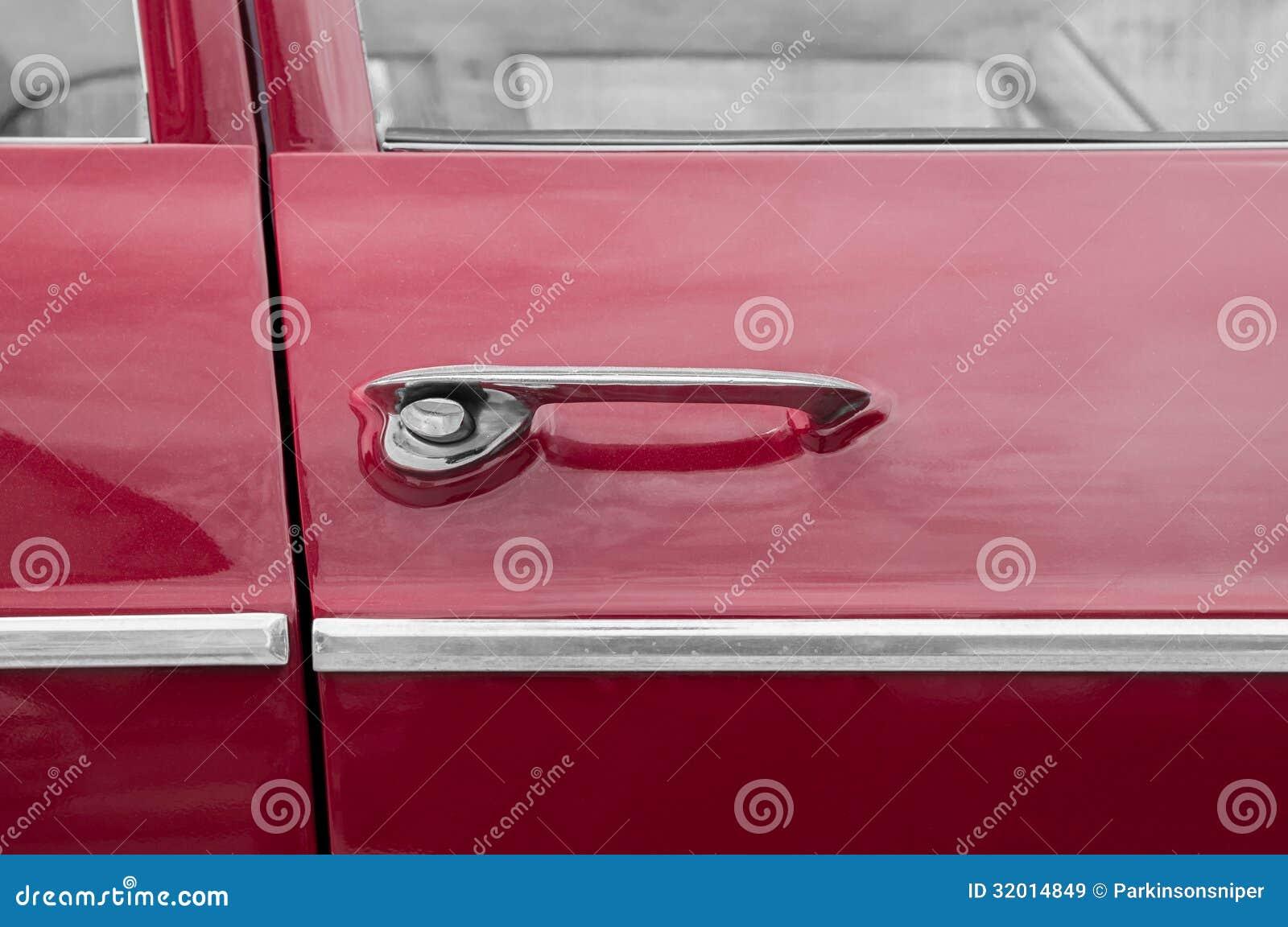 car door handle royalty free stock images image 32014849. Black Bedroom Furniture Sets. Home Design Ideas