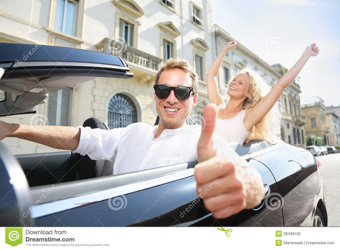 Young Driver Car Rental