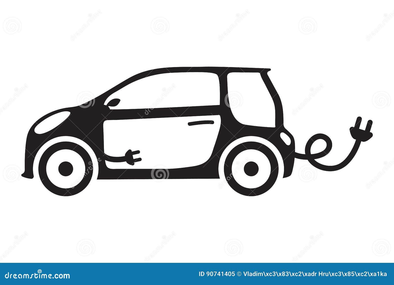 ecology concept icon cartoon vector