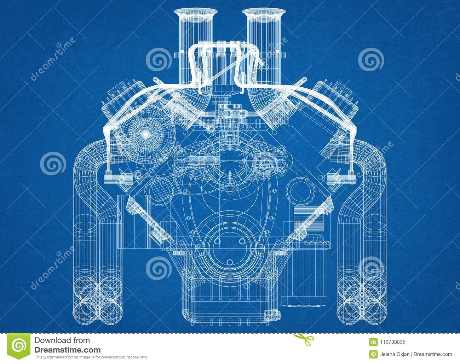 Car engine architect blueprint stock illustration illustration of download car engine architect blueprint stock illustration illustration of fuel architecture 119788835 malvernweather Choice Image