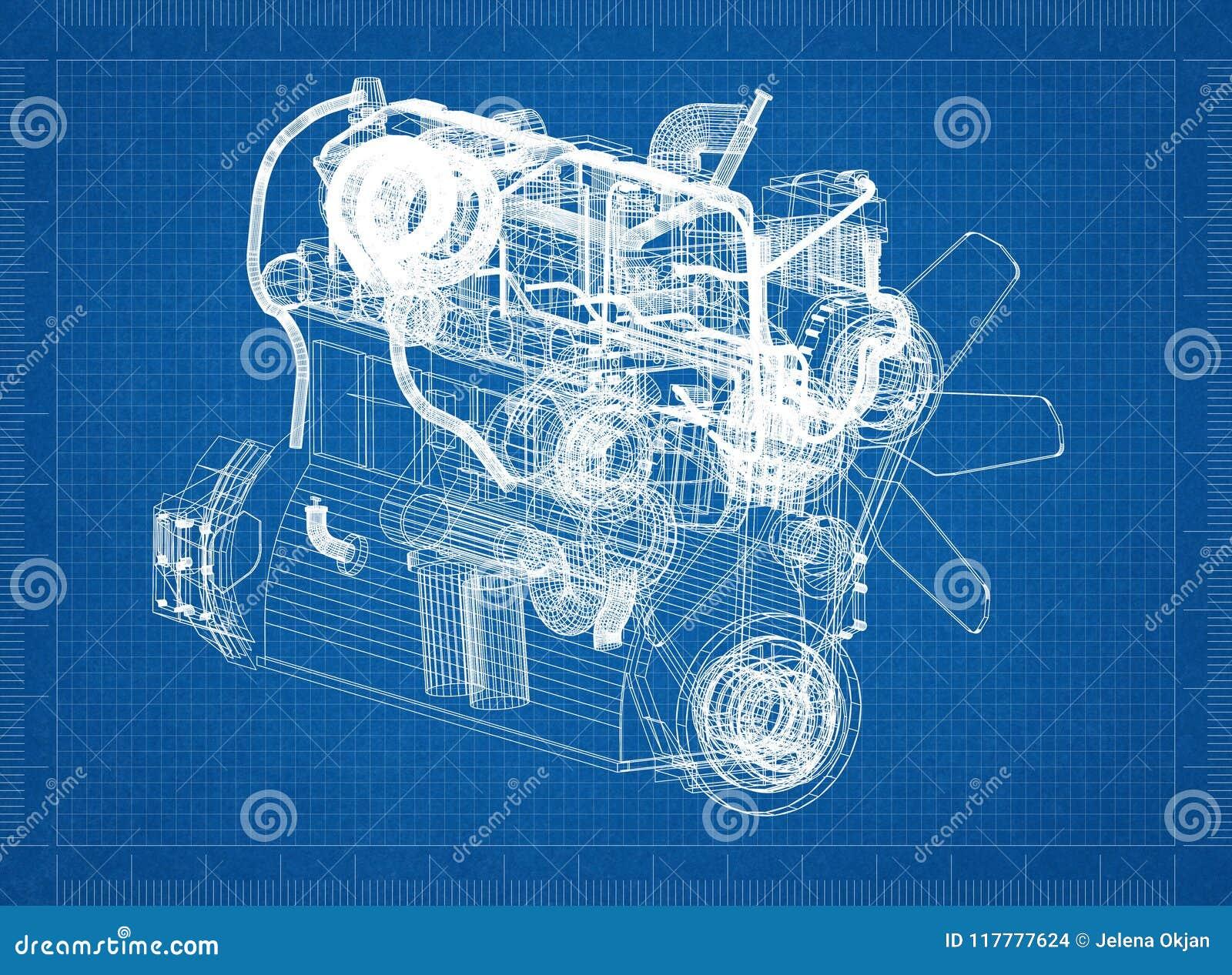 Car engine blueprint stock illustration illustration of graphic download car engine blueprint stock illustration illustration of graphic 117777624 malvernweather Choice Image