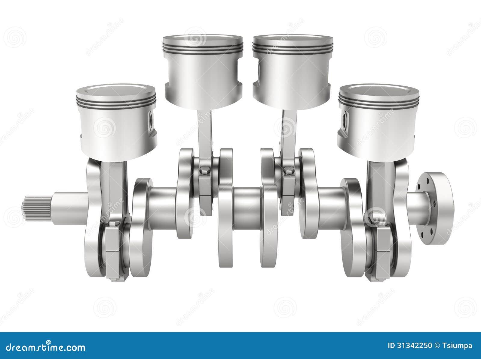 piston in car engine - photo #10