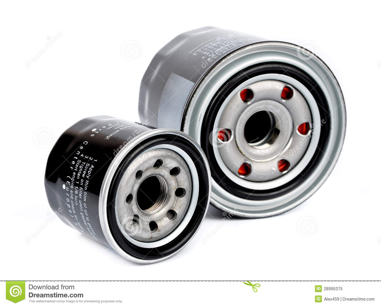 Car engine oil filter stock image image of black clean for Motor oil for my car