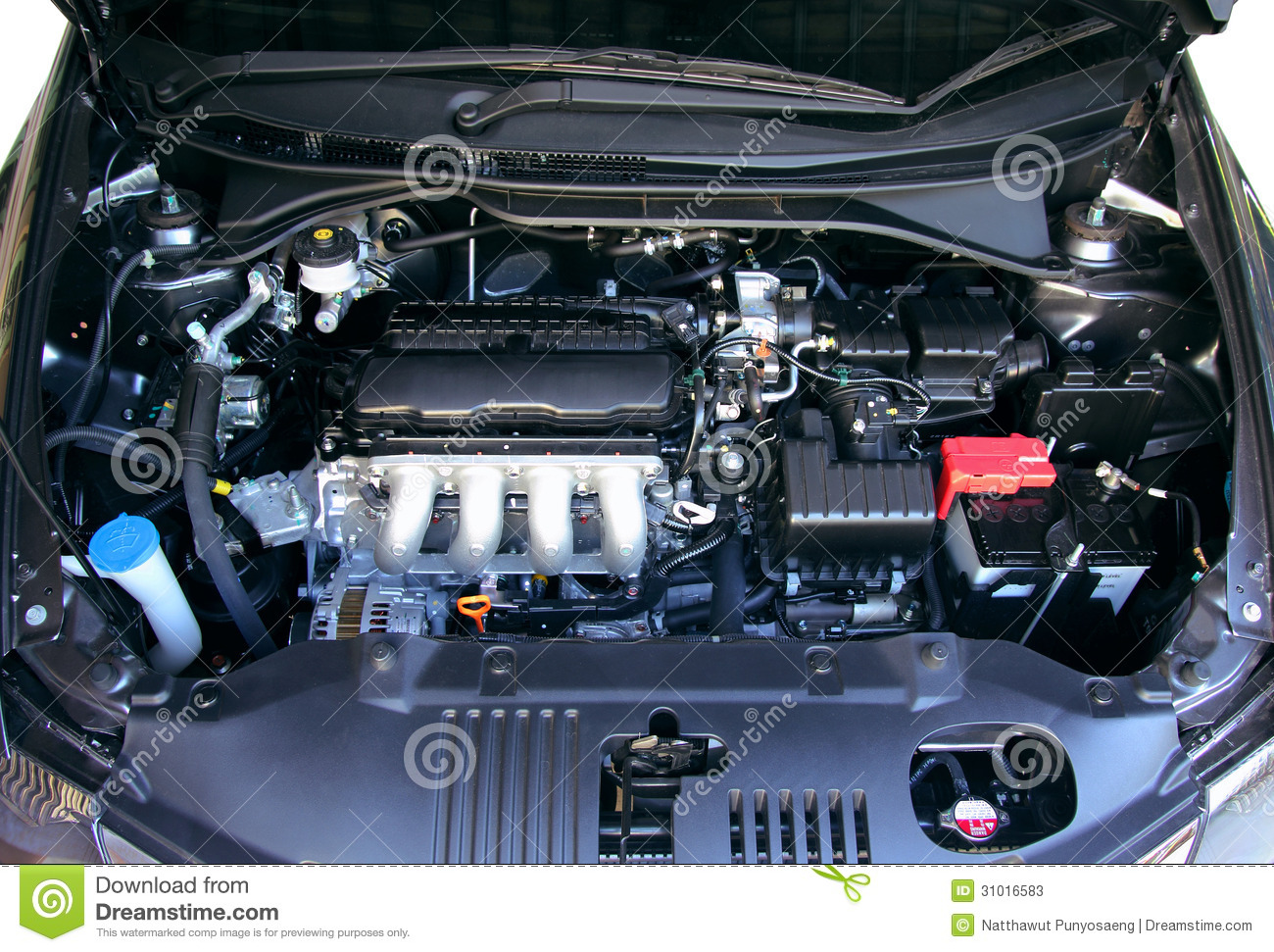 Car Engine Stock Photos Image 31016583