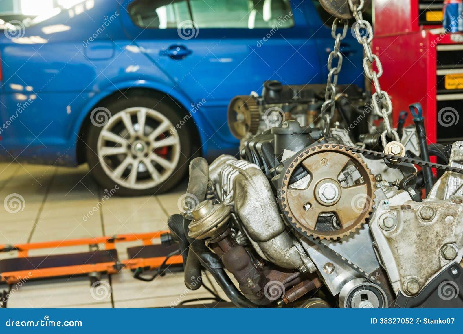 Car engine repair stock photography image 38327052 for Motor vehicle repair license
