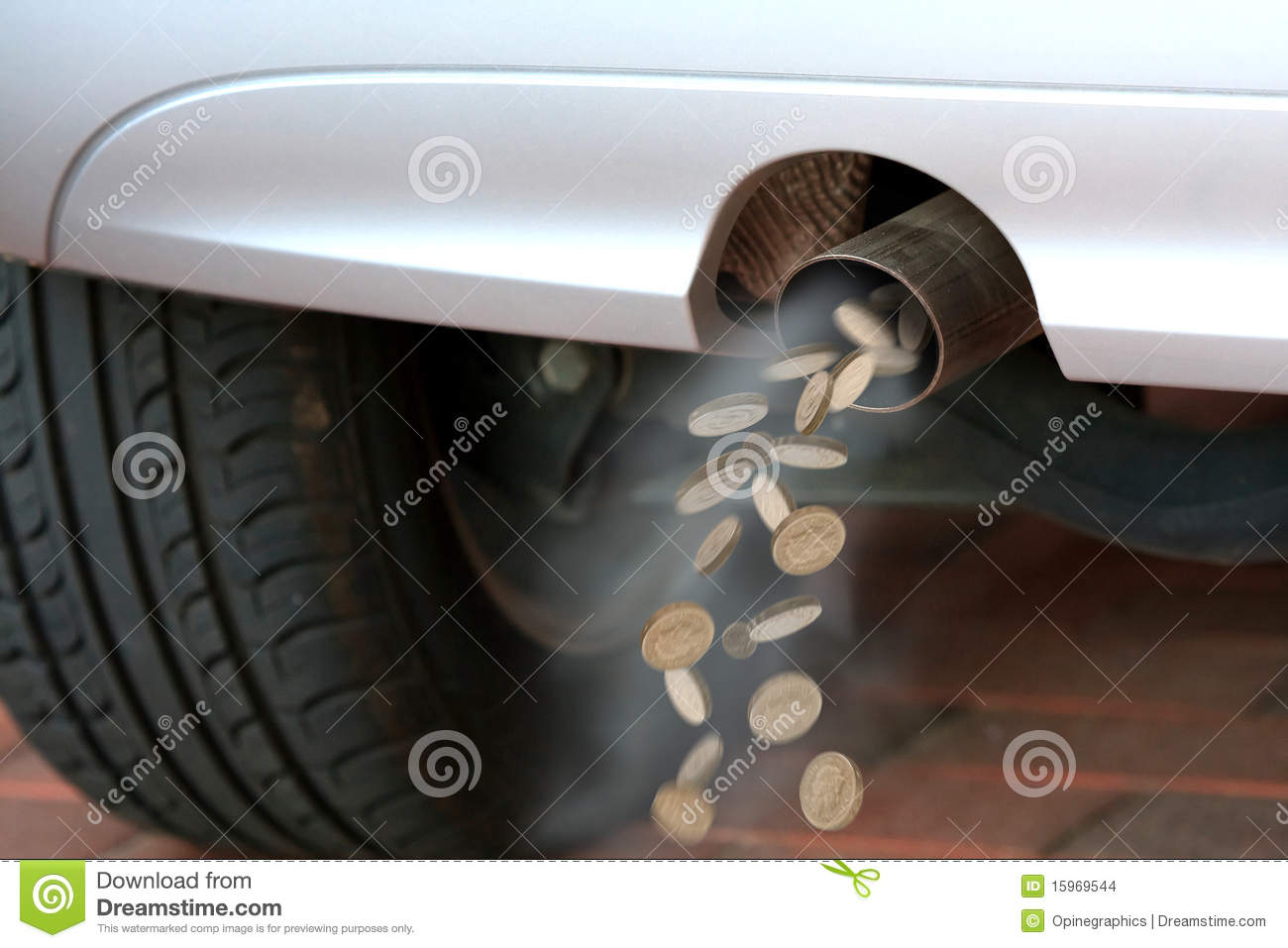 Exhaust Coming Out Of A Car ~ Car exhaust stock photo image of deisel pound dioxide