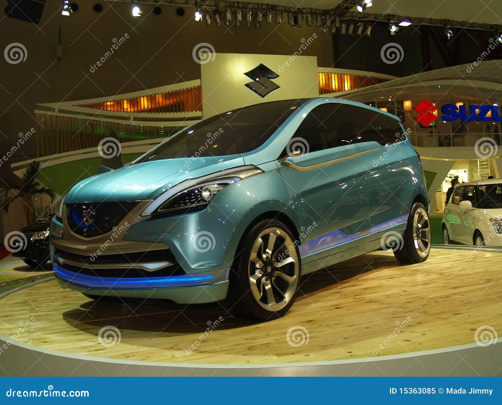 Car Exhibition in Jakarta