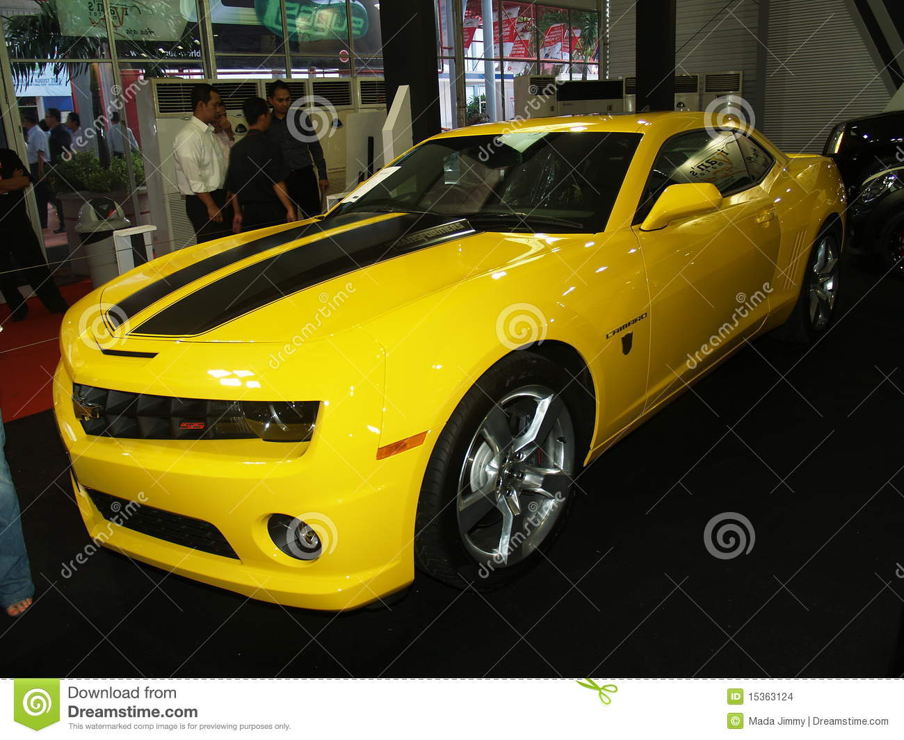 Download Car Exhibition in Jakarta editorial stock image. Image of energy - 15363124