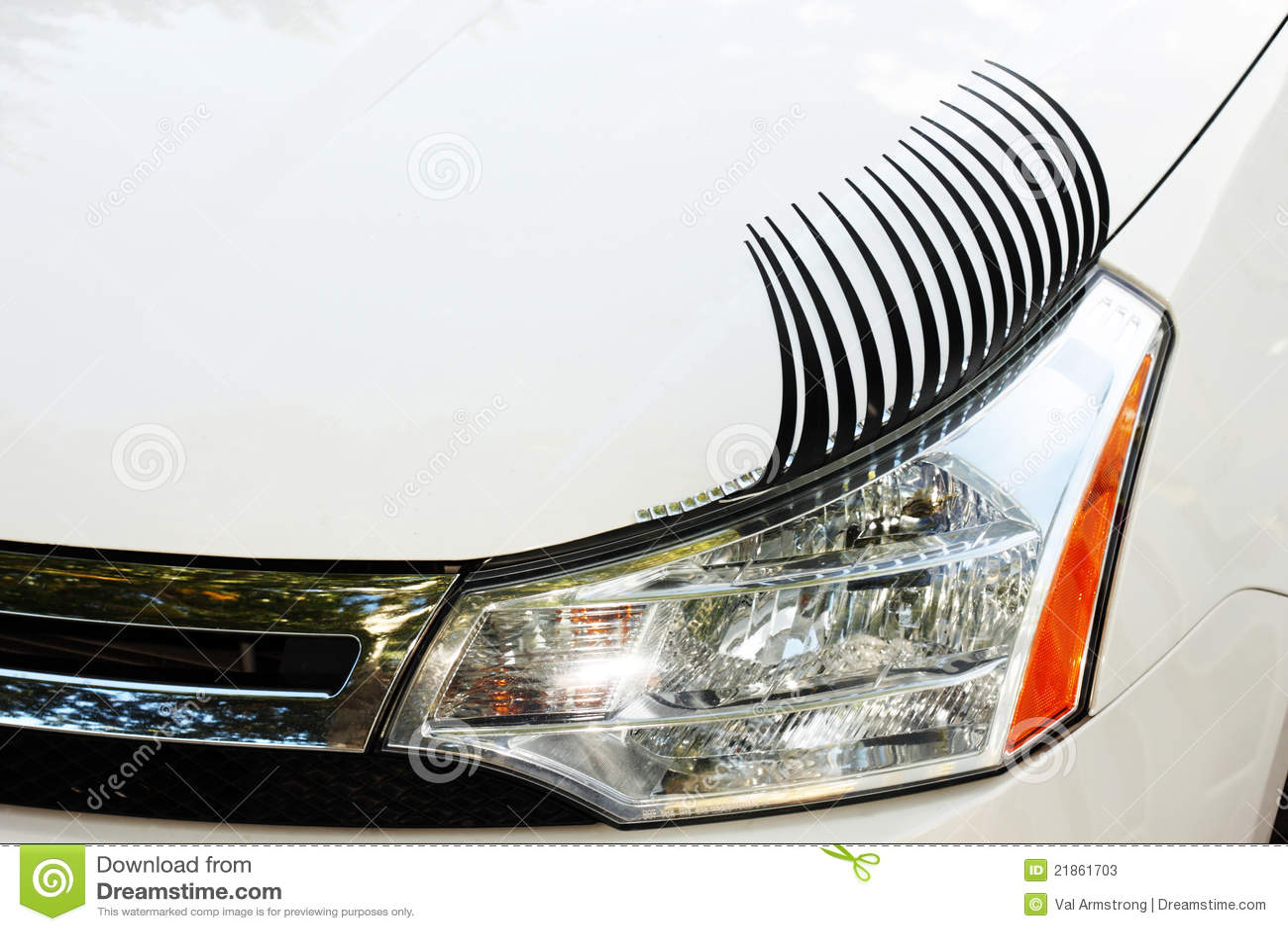 Car Eyelashes Stock Images Download 148 Photos