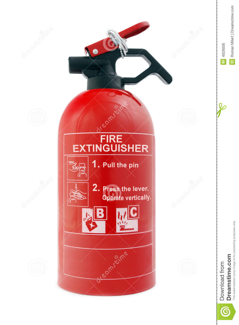 Car Fire Extinguisher >> Car fire extinguisher stock photo. Image of arson, flame