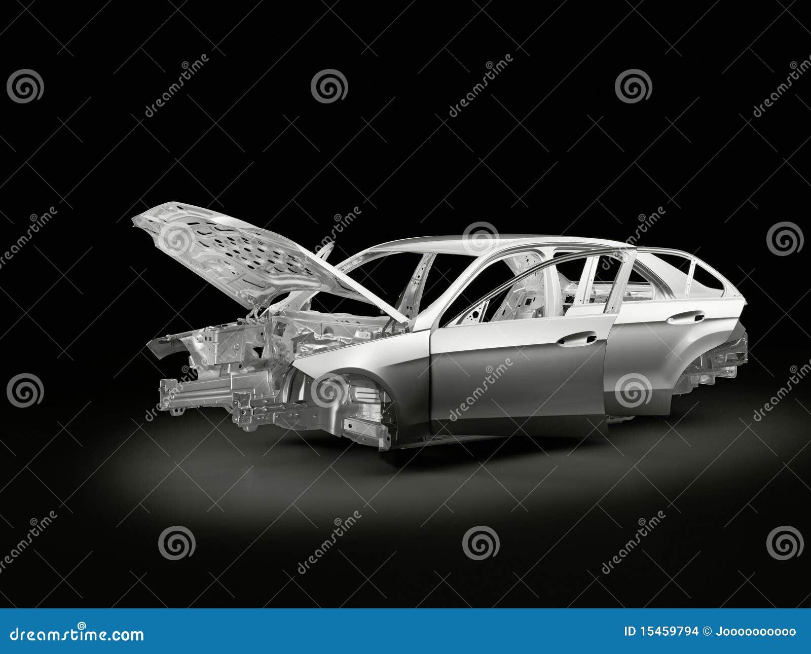 Design of car frame - Car Frame Stock Images