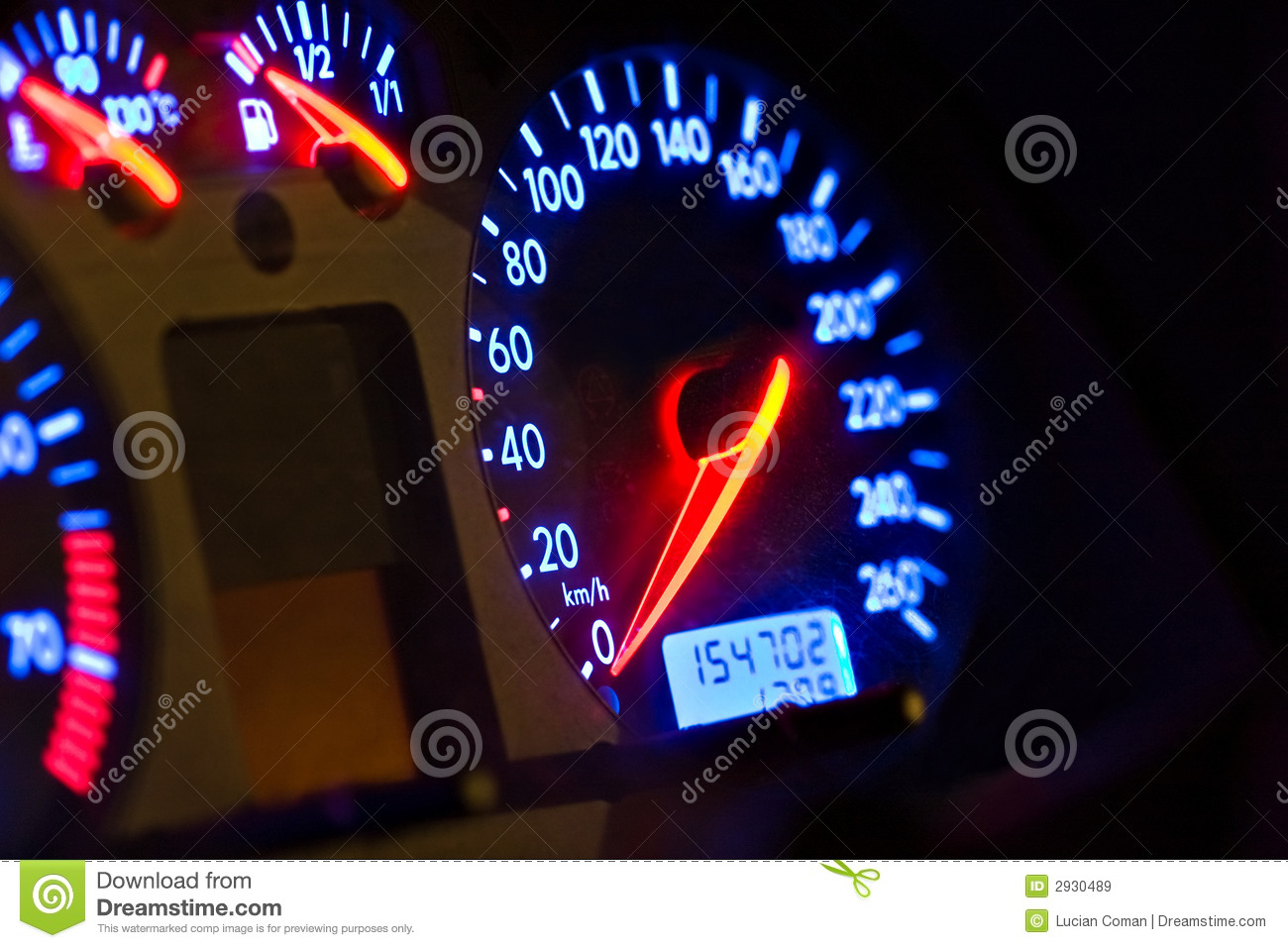 Car gauges
