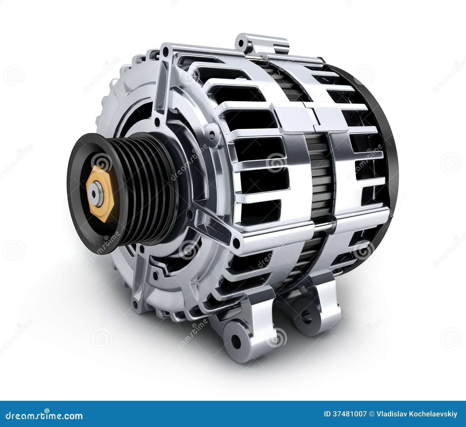 Car Parts Alternator Chevrolet