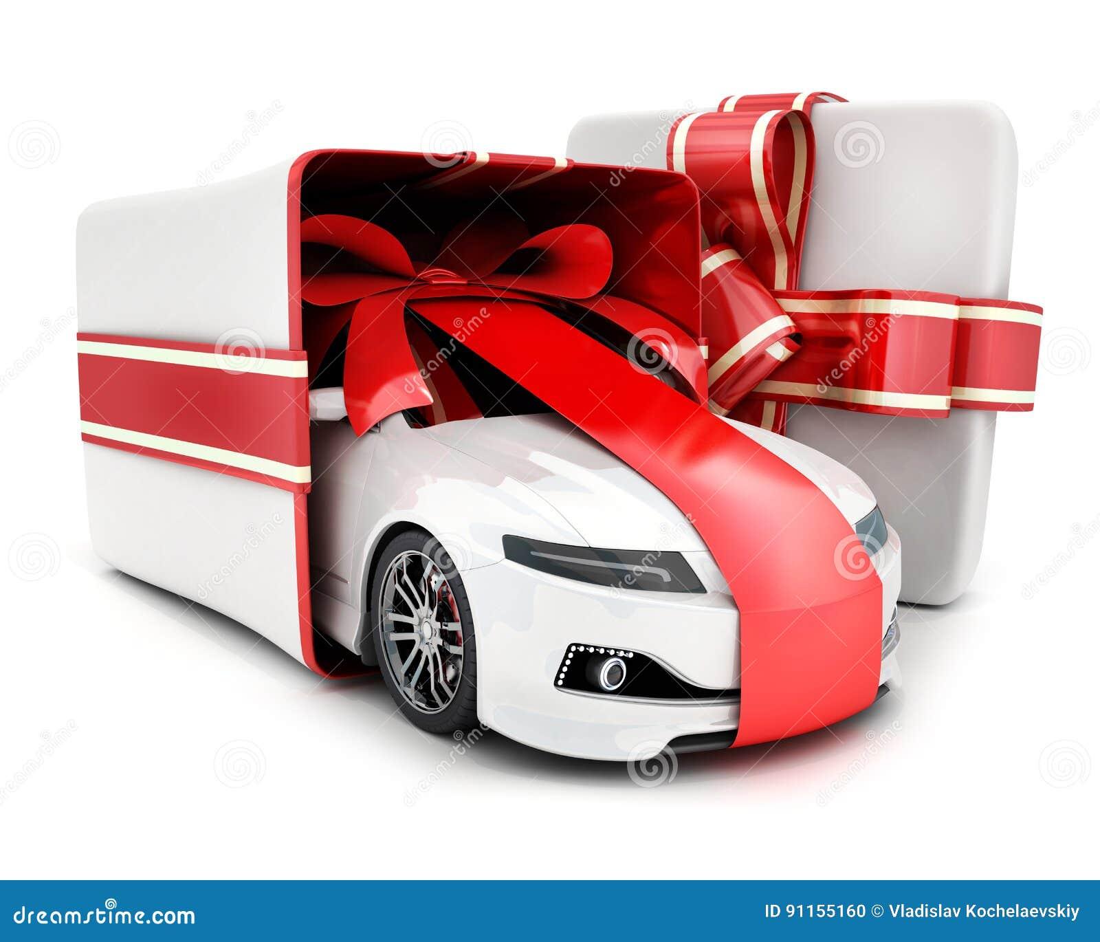Подарок транспортное средство