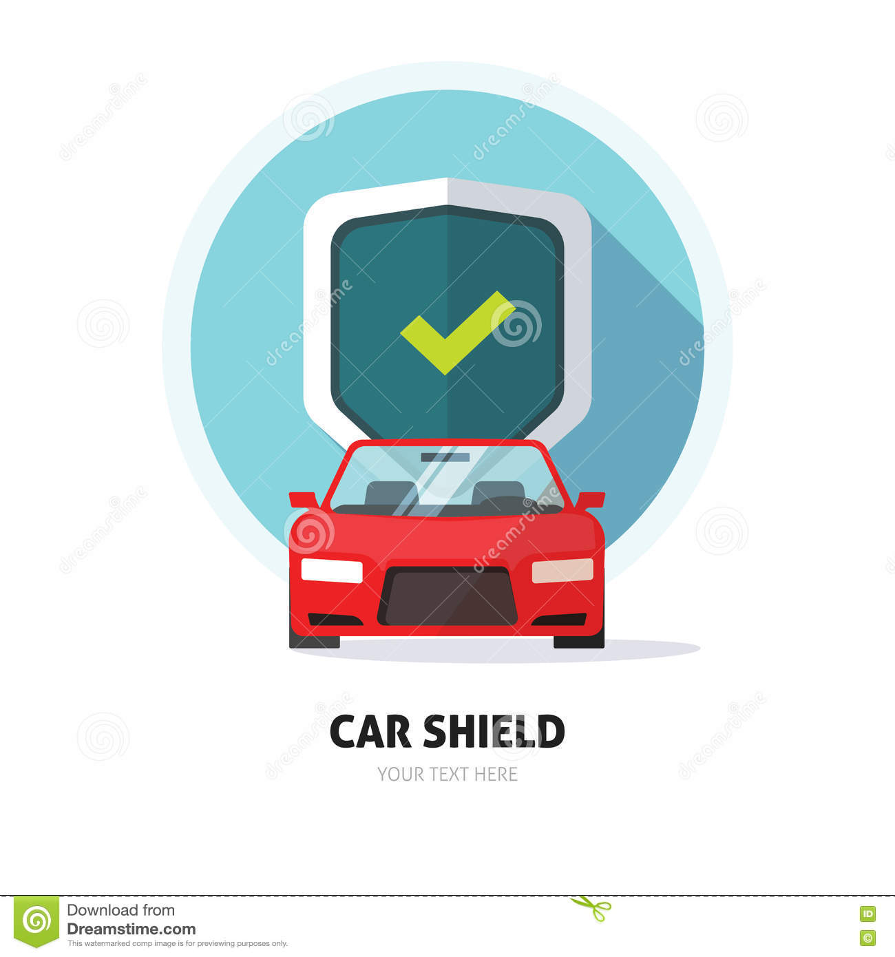 Car Guard Shield Sign, Collision Insurance Logo, Security ...