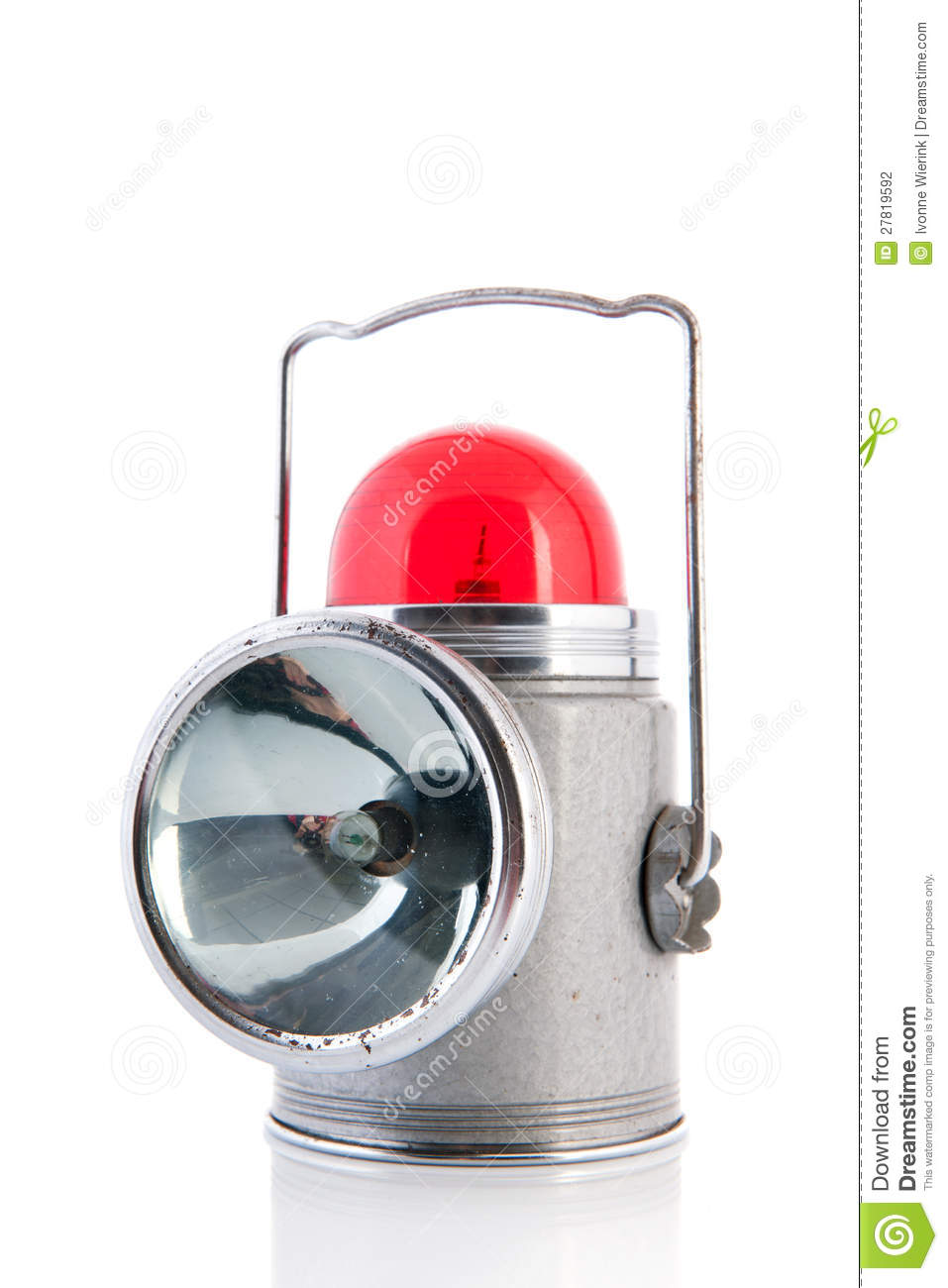 Car hazard light