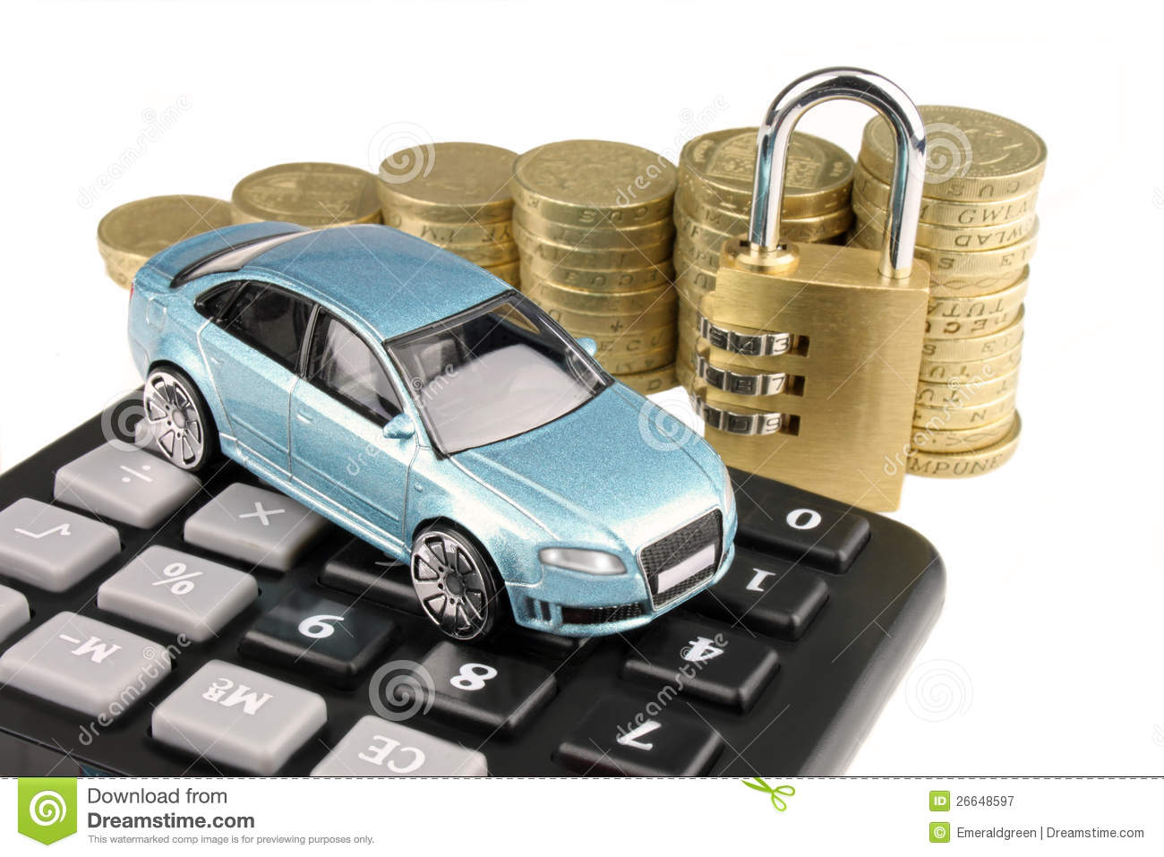 Car Insurance Stock Image Image Of Insured Costs
