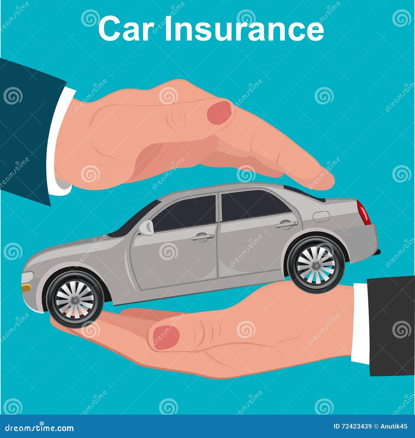 Car Insurance Concept Stock Image