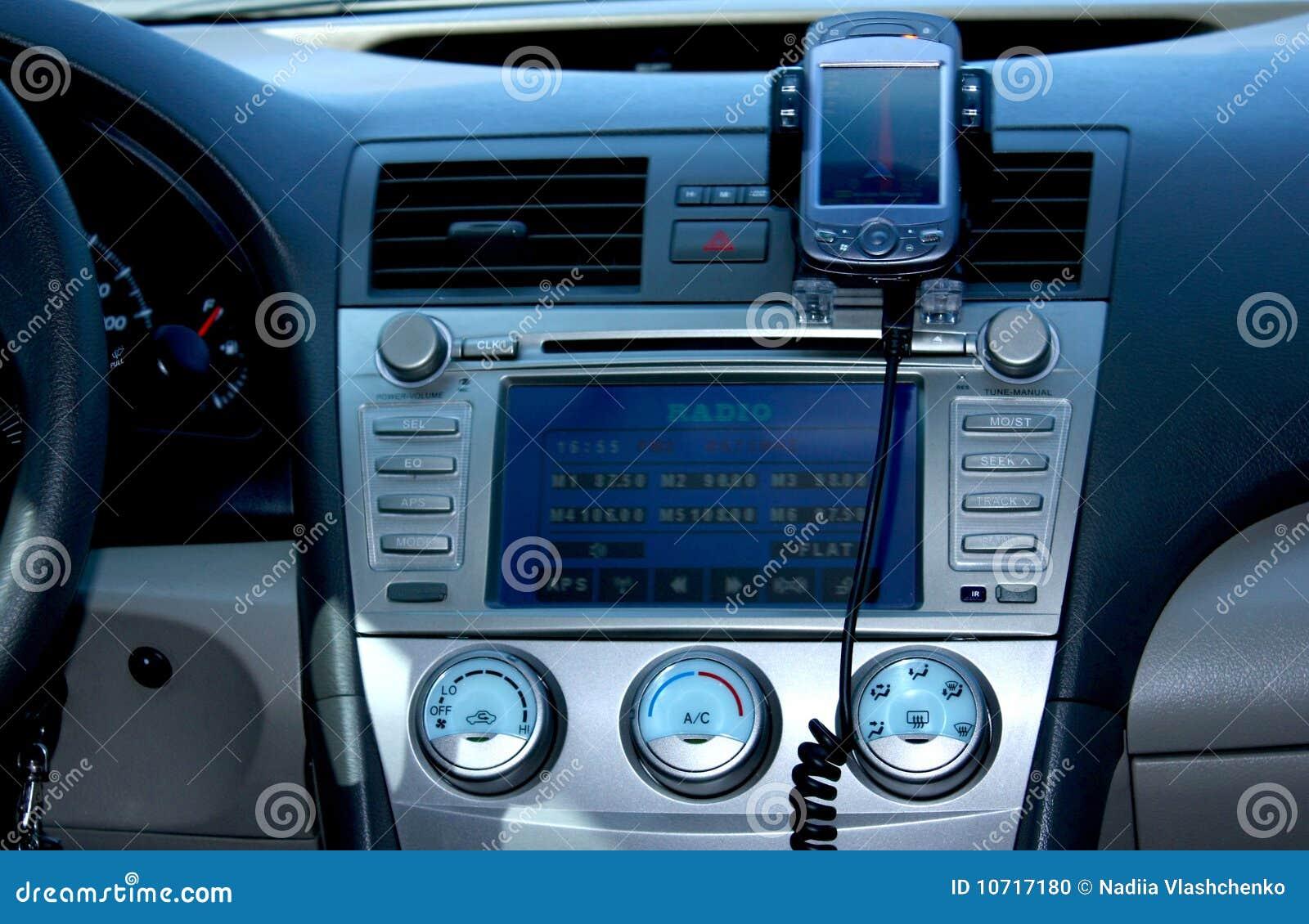 car interior stock photo image 10717180. Black Bedroom Furniture Sets. Home Design Ideas